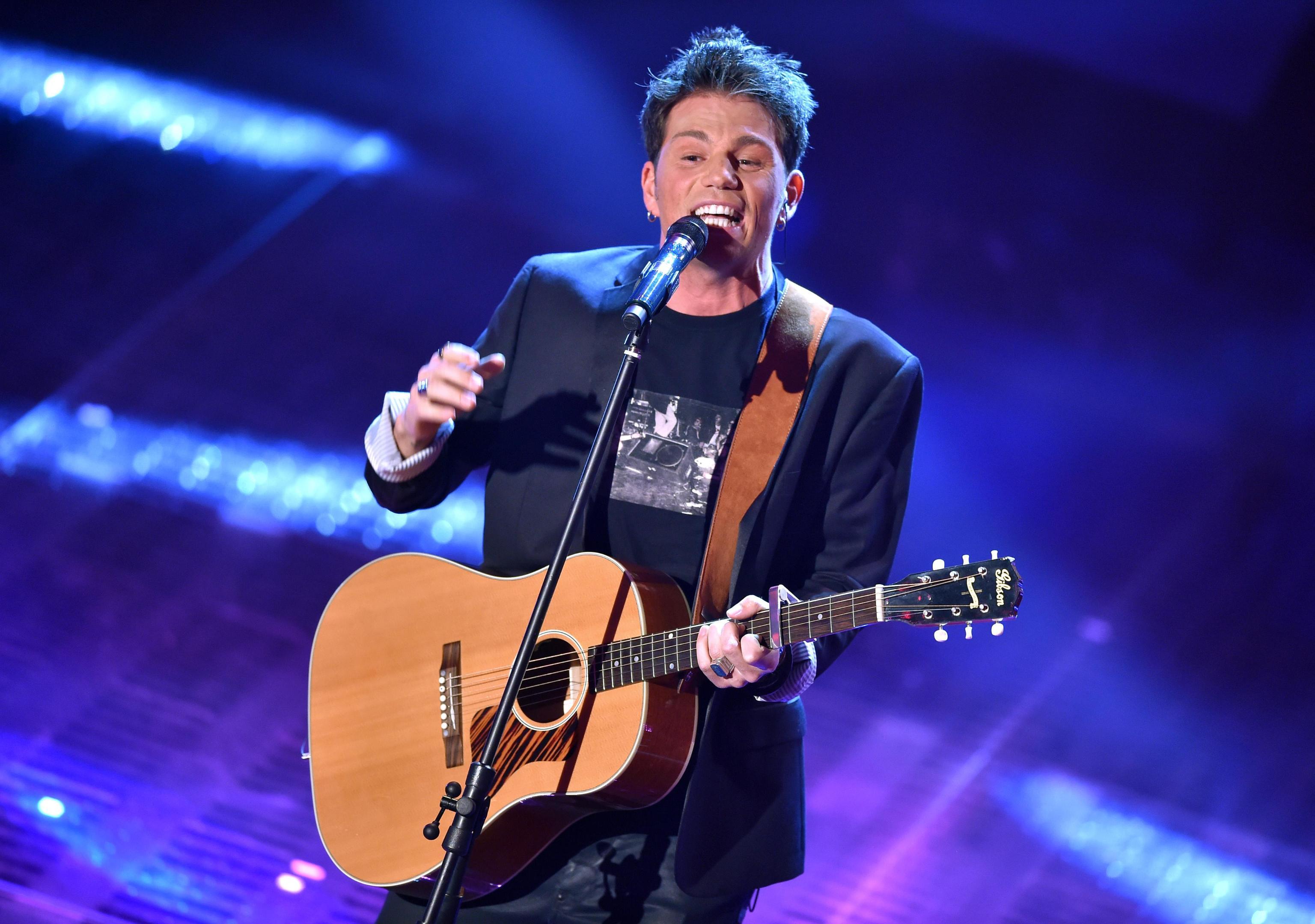 X Factor 11, Enrico Nigiotti (ex Amici) nel talent di SkyUno