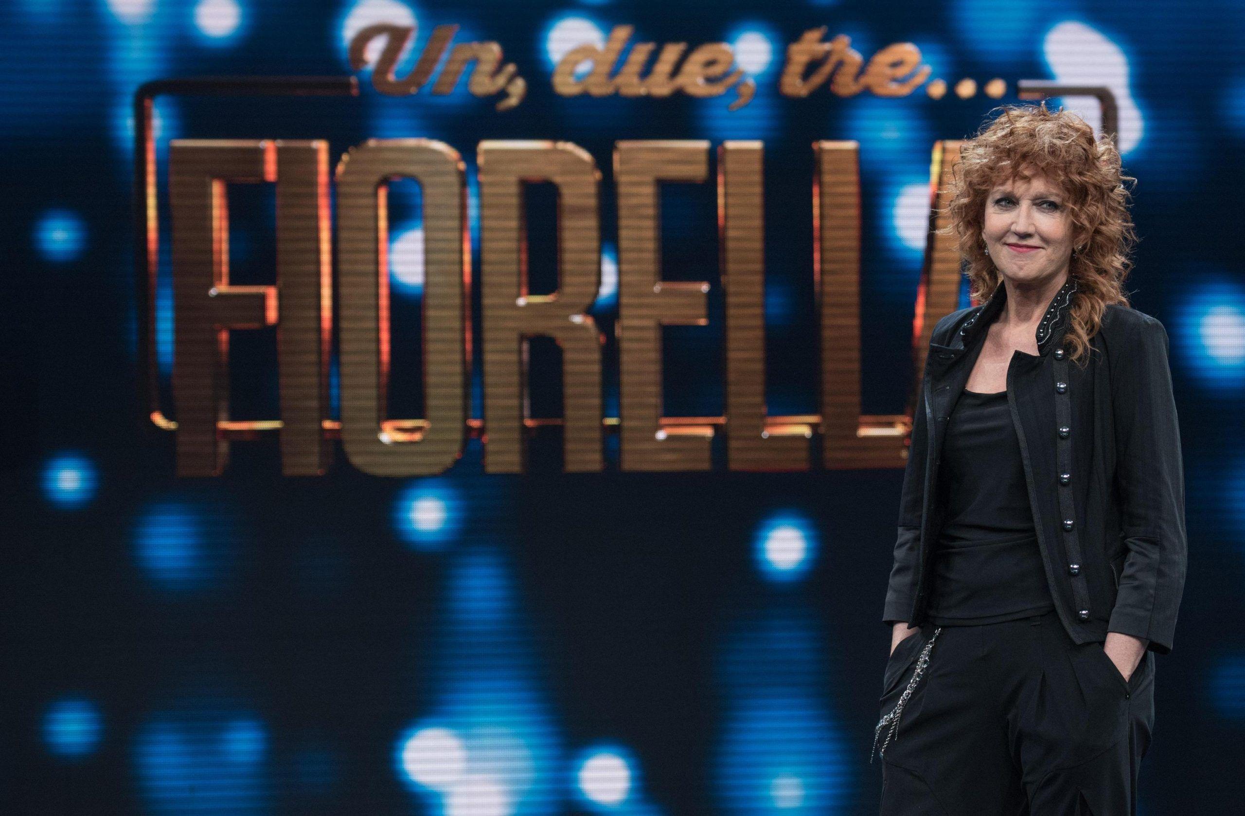 Tv: Rai1; ''Un, due, tre... Fiorella''