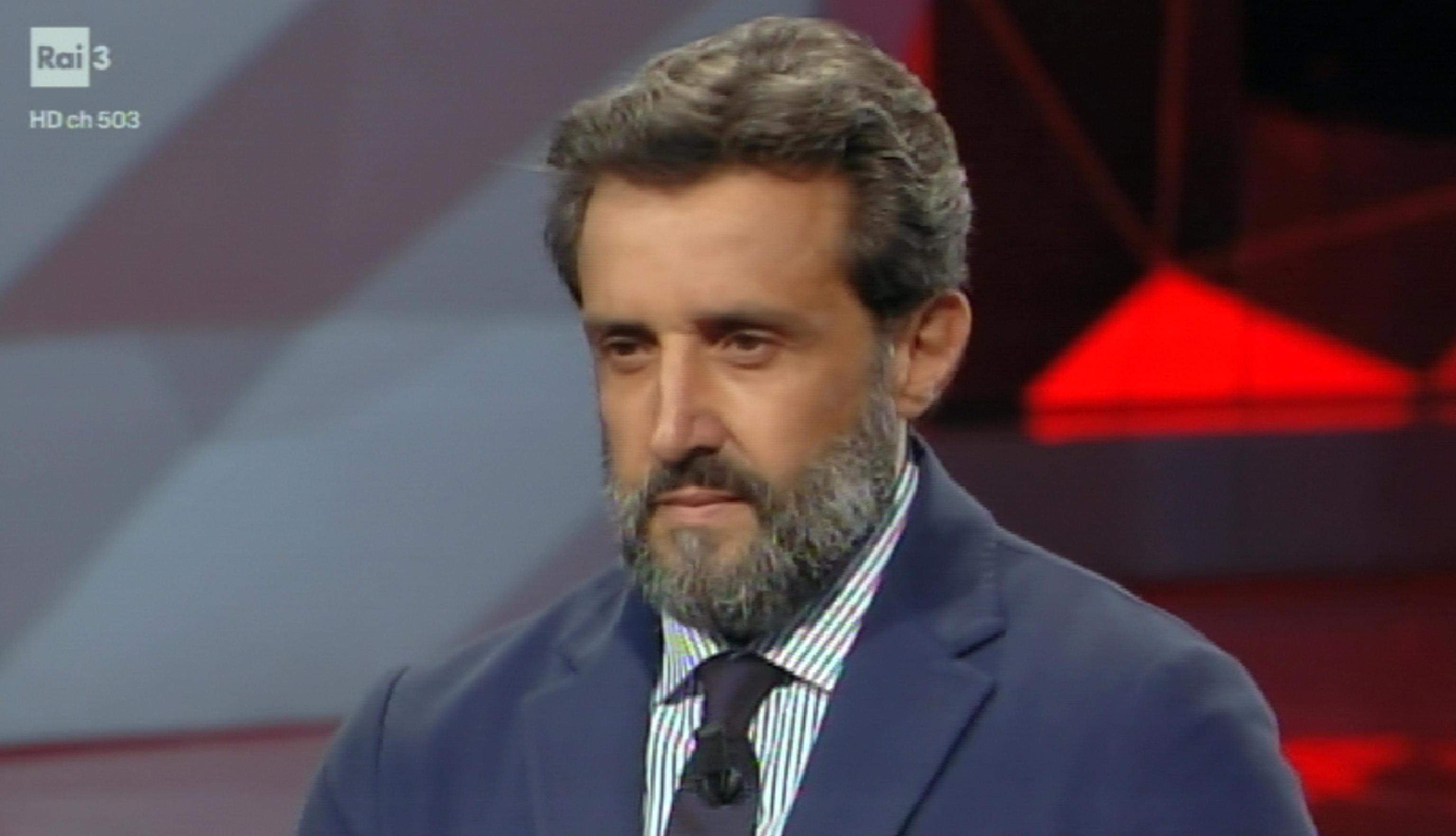 Cartabianca, Flavio Insinna inviato: 'Non è un tentativo di farlo perdonare dal pubblico'