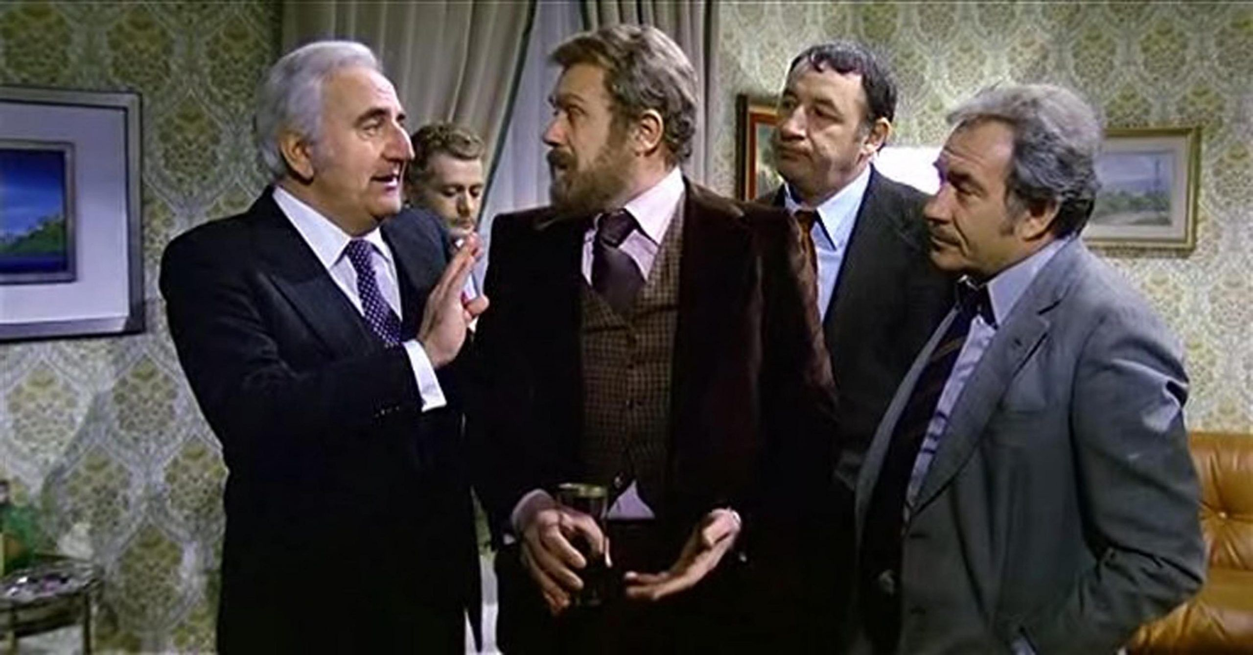 ++ Cinema: è morto Gastone Moschin ++
