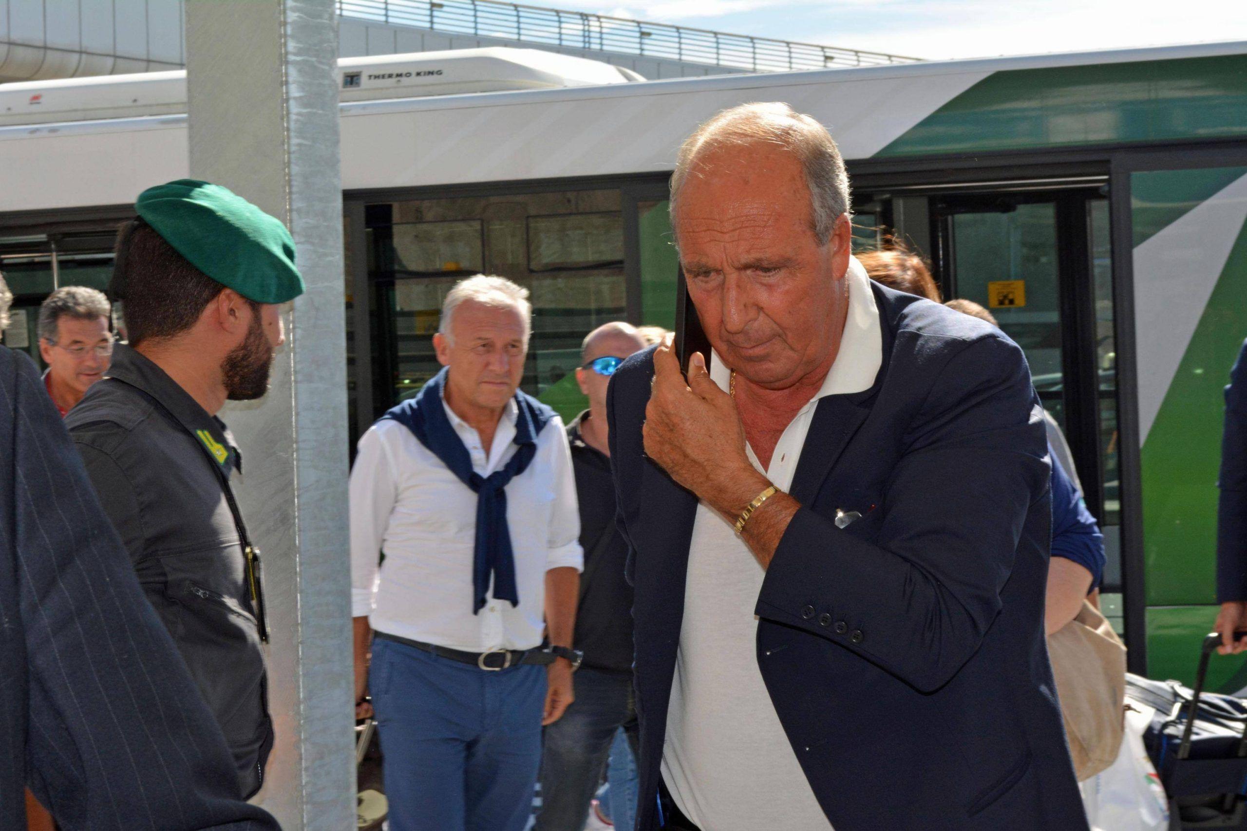 Azzurri rientrano in Italia da Israele