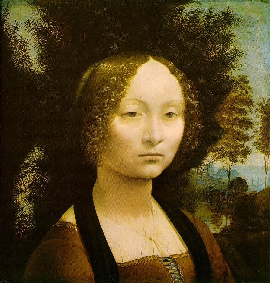 La Gioconda americana di Leonardo 'racconta' la storia di Ginevra Benci