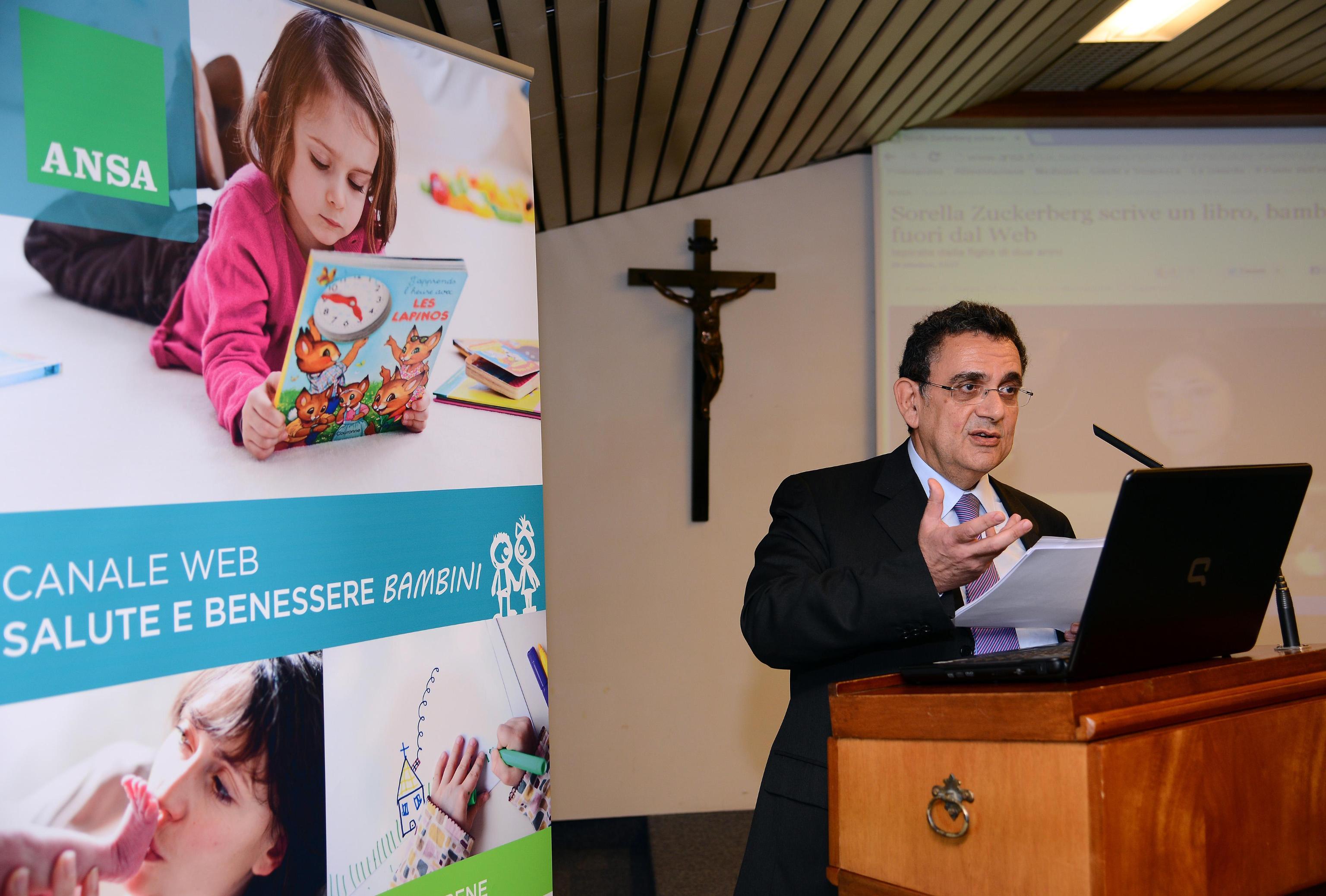 Giovanni Corsello, Presidente della Società Italiana Pediatria