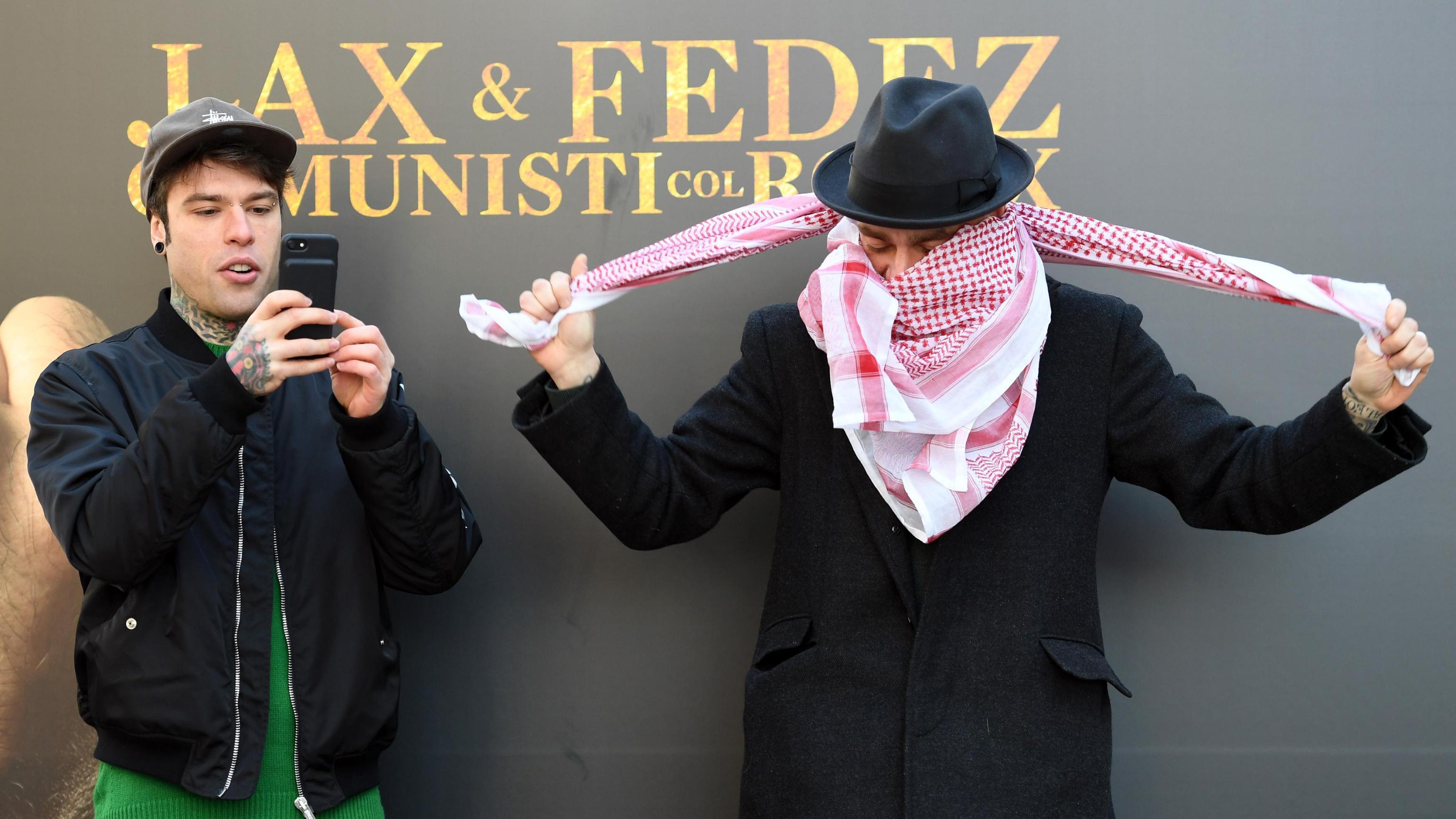 J-Ax e Fedez divorziano: 'Non saremo per sempre una coppia, torneremo ai progetti solisti'