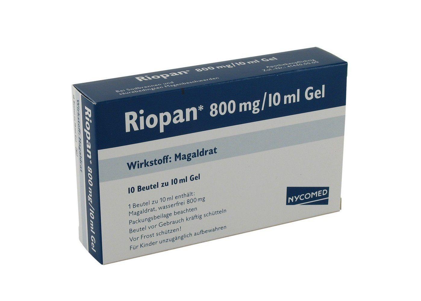 Riopan gel ritirato dalle farmacie: i lotti coinvolti