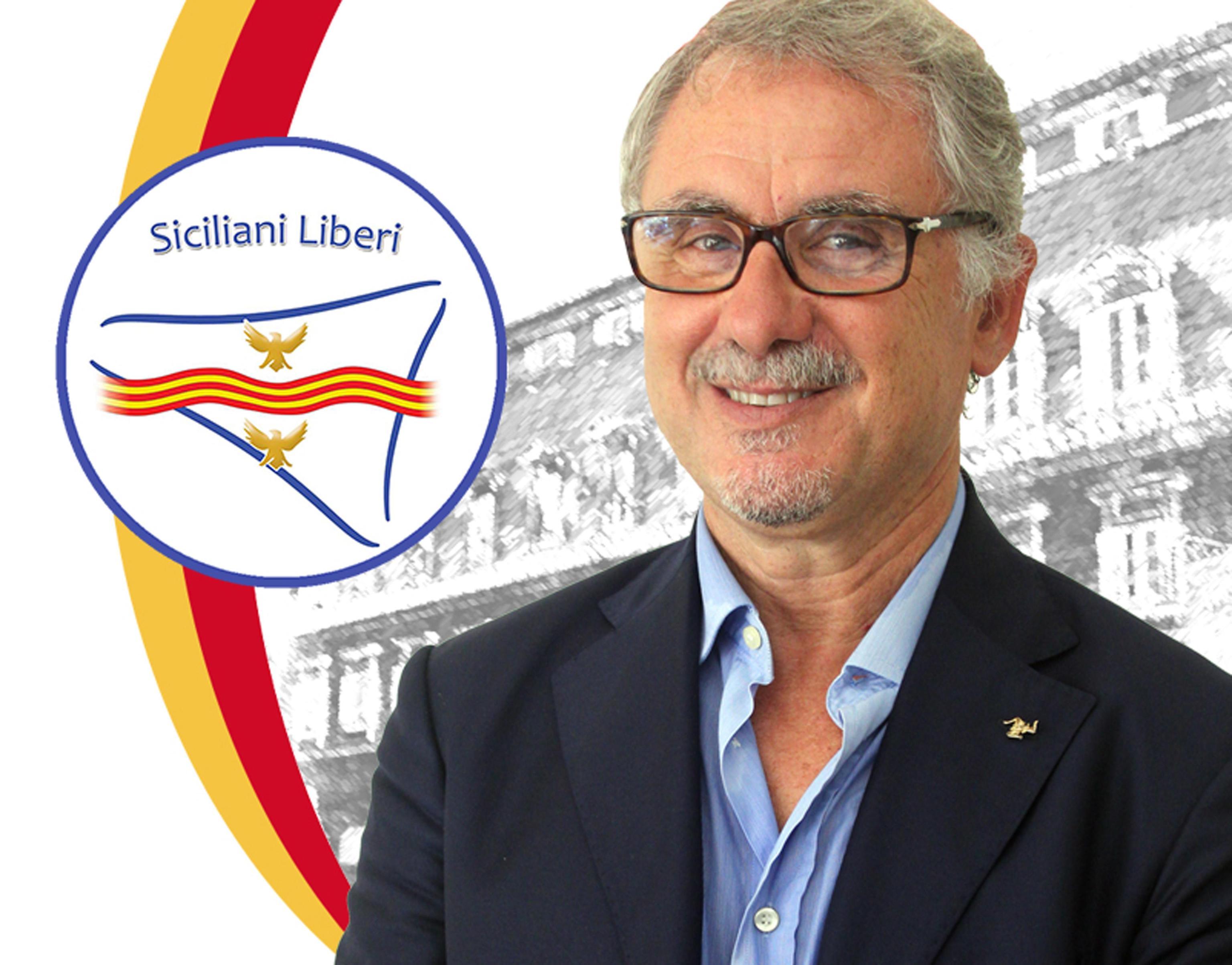 Sicilia:'Siciliani liberi',parte campagna voto con manifesti