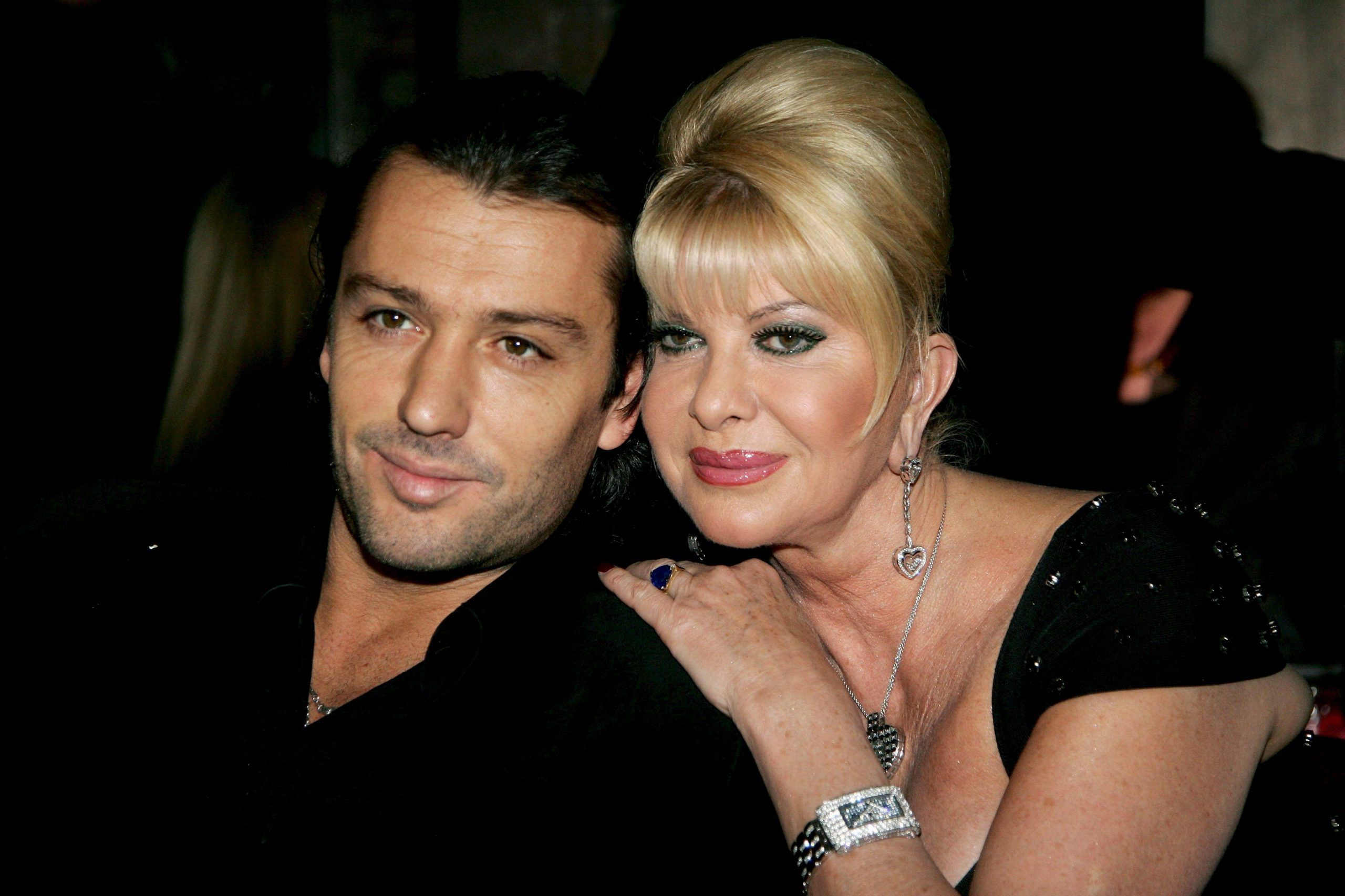 Ivana Trump, Czech born businesswoman and former Olympic athelete