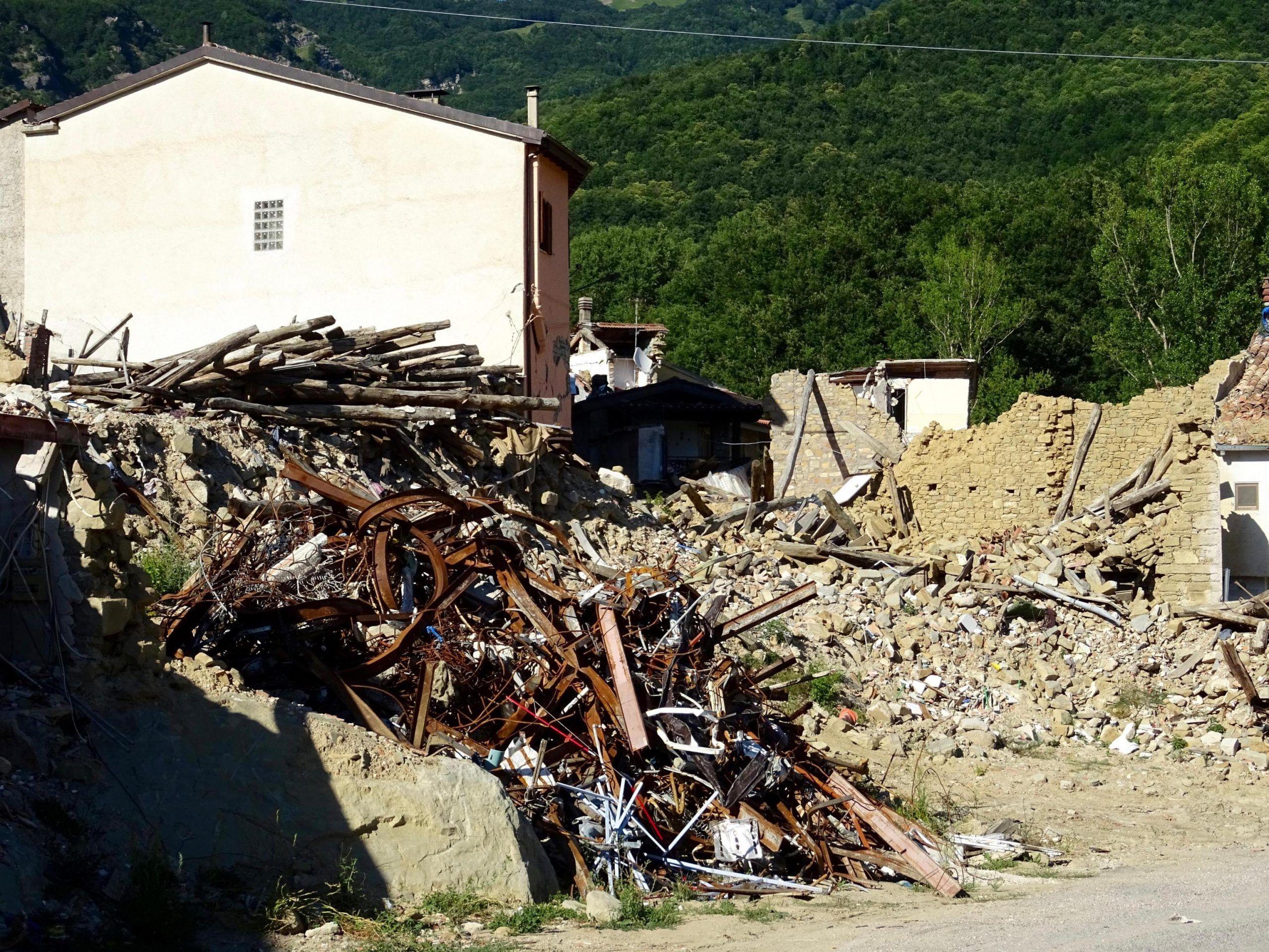 Terremoto:sindaco, in frazioni di Amatrice ancora macerie