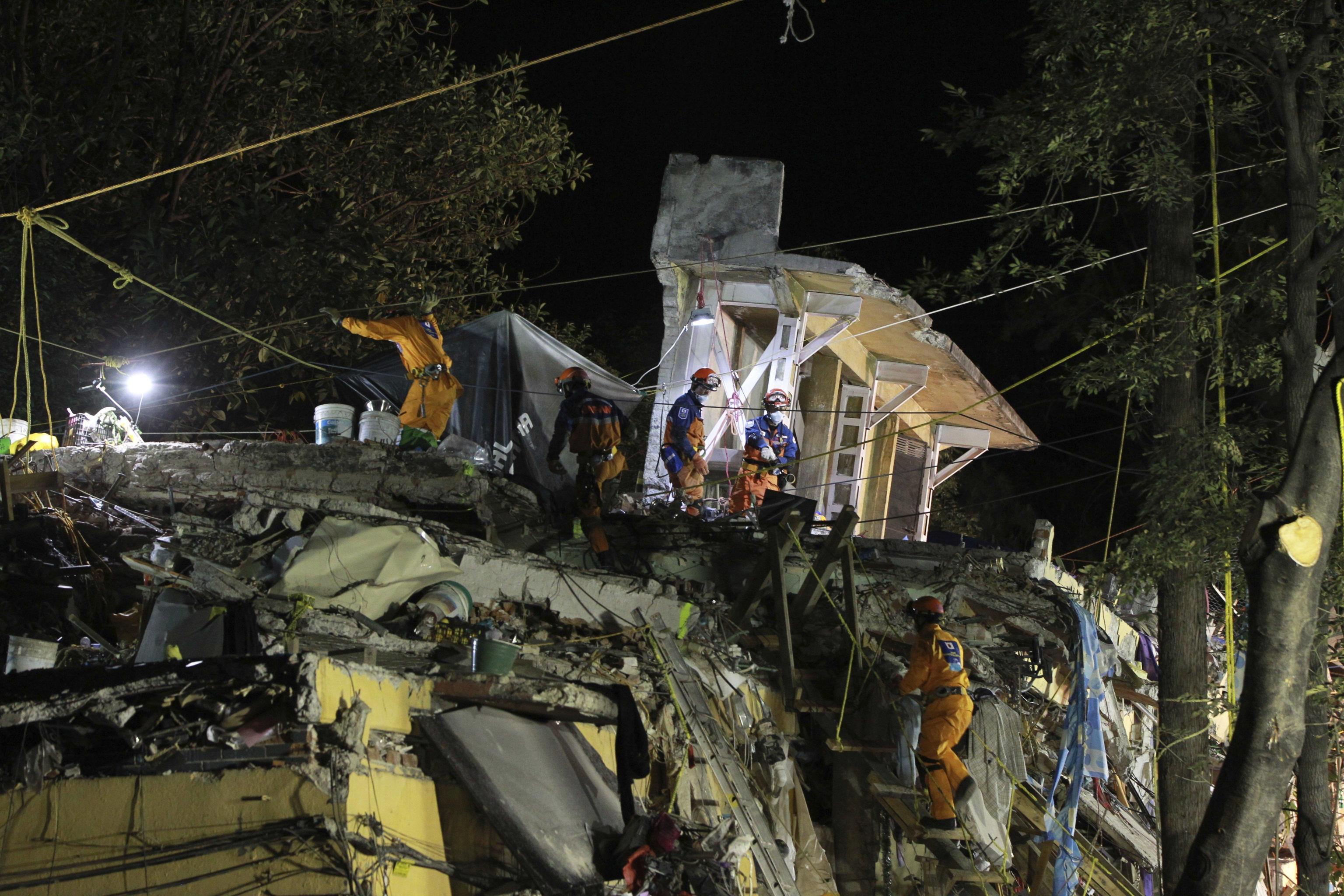 Terremoto in Messico: nuove forti scosse al largo della costa Pacifica