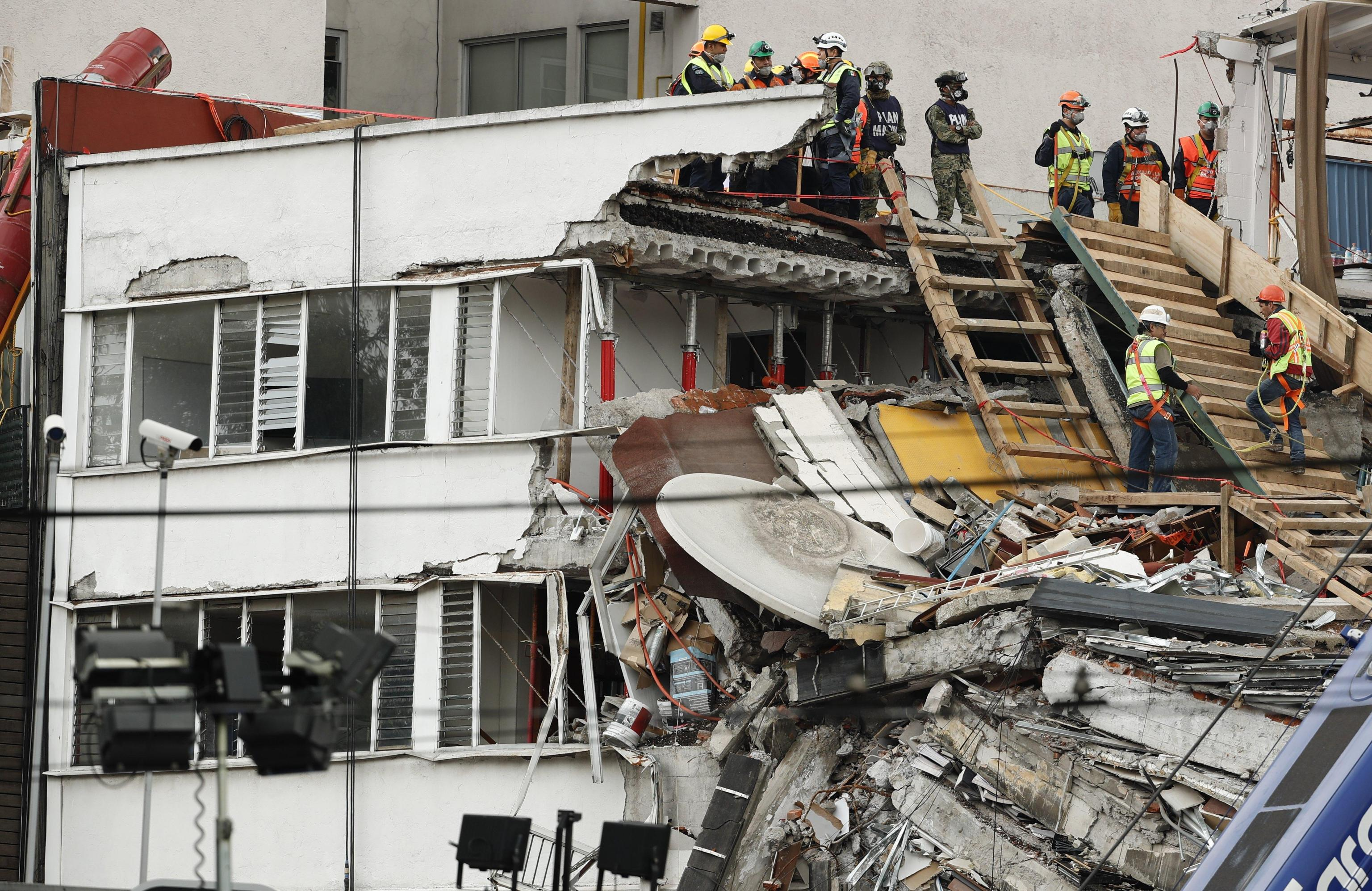 Terremoto in Messico: nuova scossa di magnitudo 5.6 sulla costa