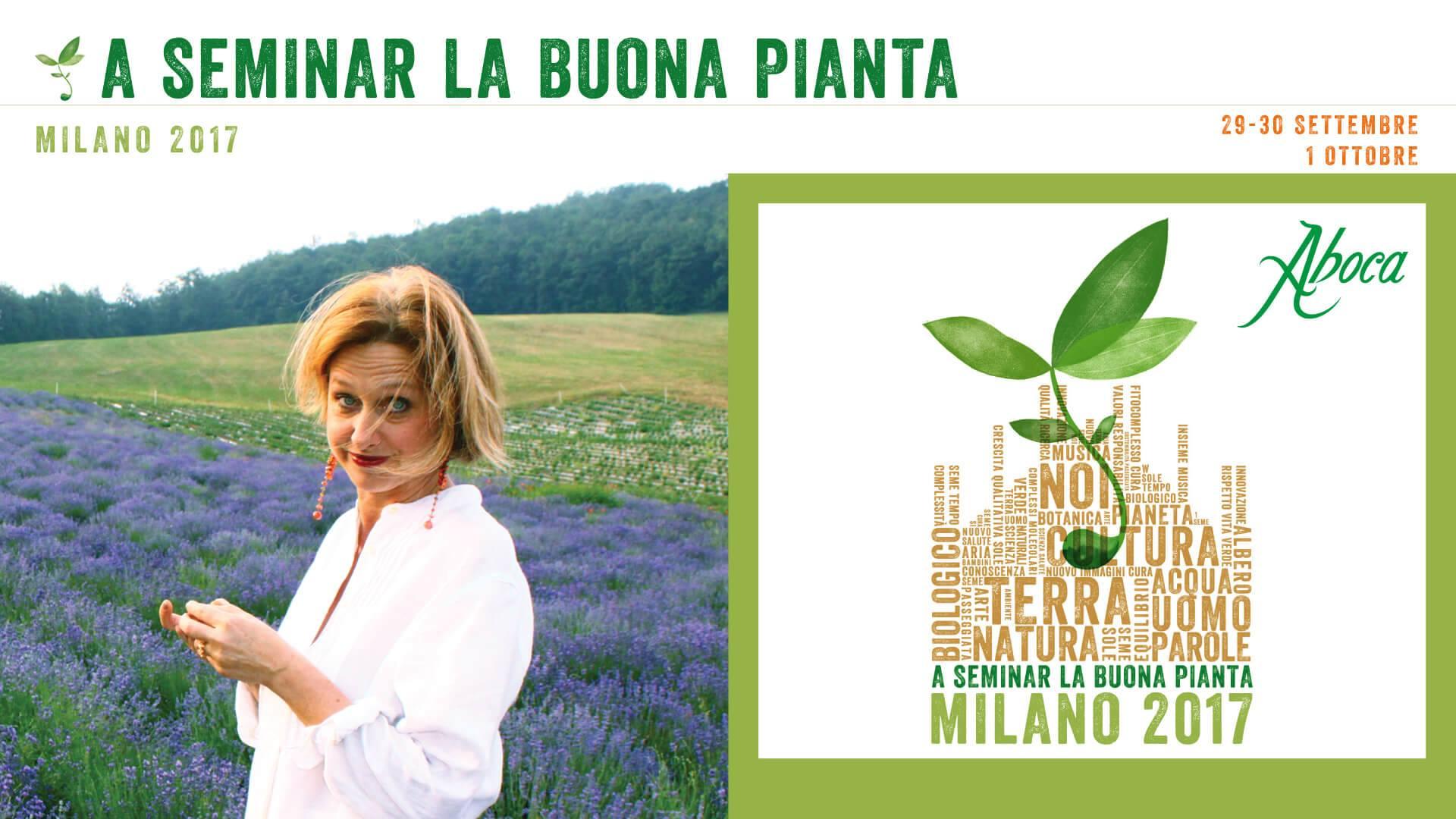 A seminar la buona pianta: a Milano il festival green dal 29 settembre al 1° ottobre