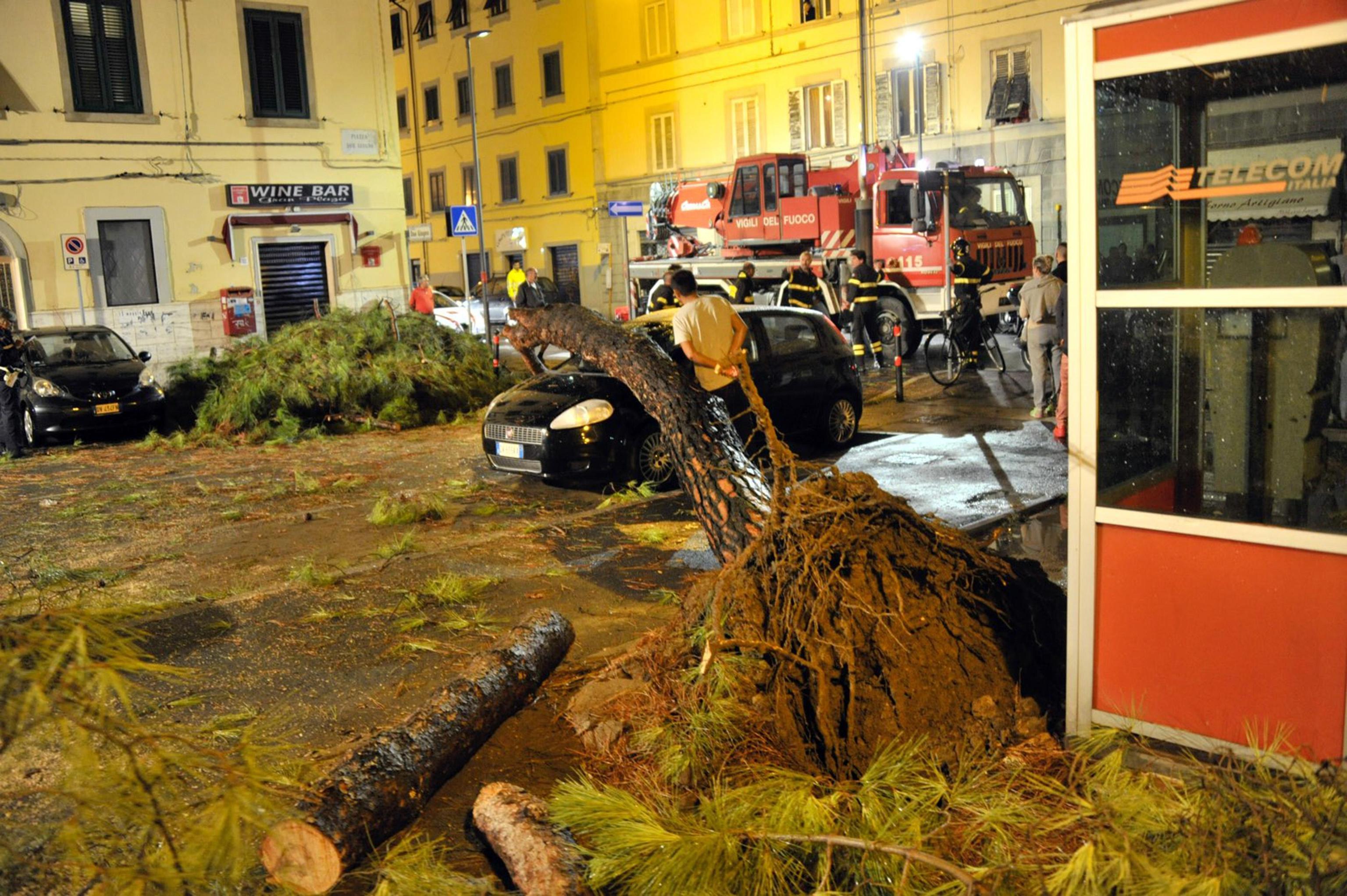 Rischio idrogeologico in Italia, la mappa delle criticità nella penisola