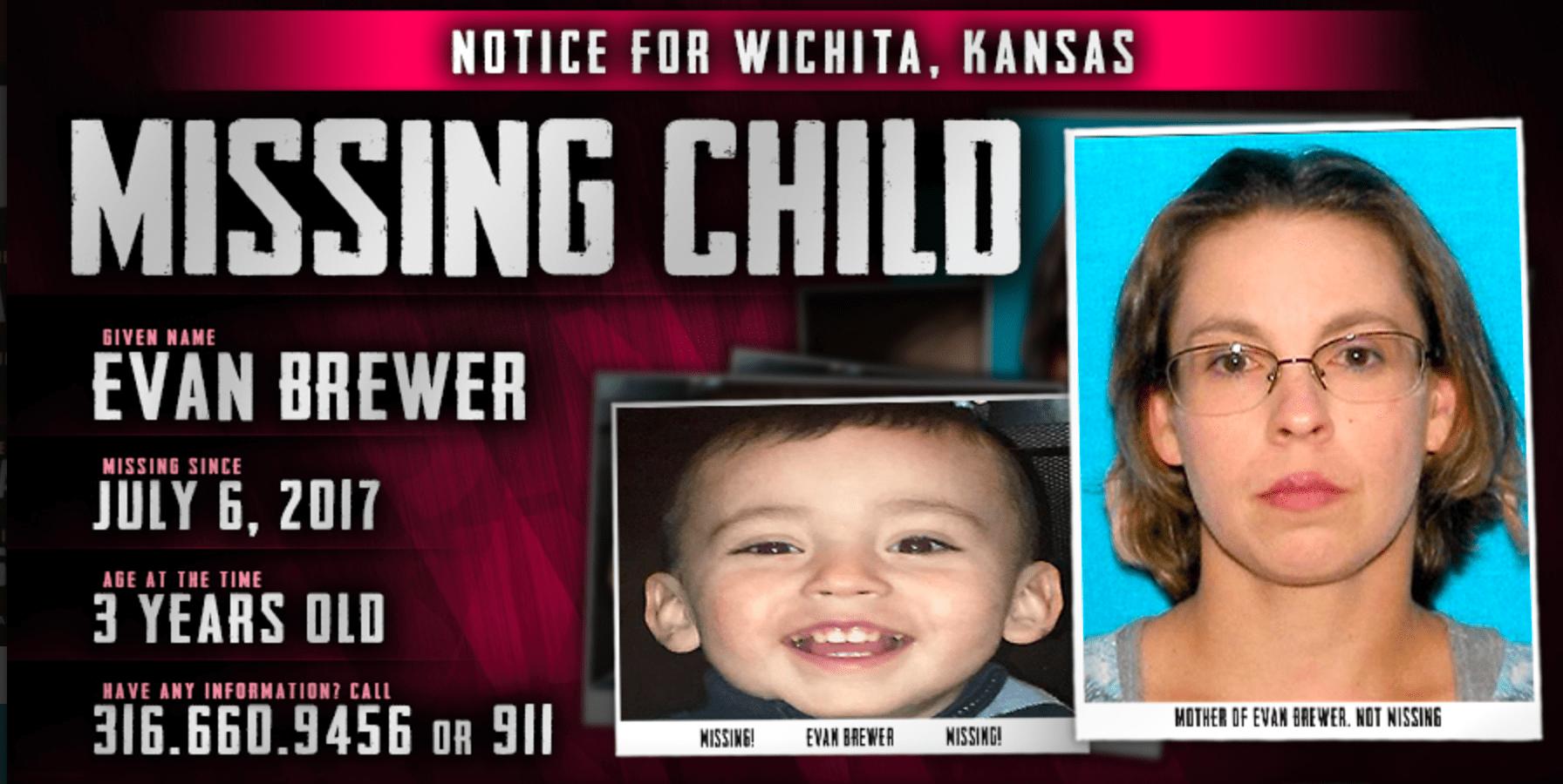 bambino scomparso
