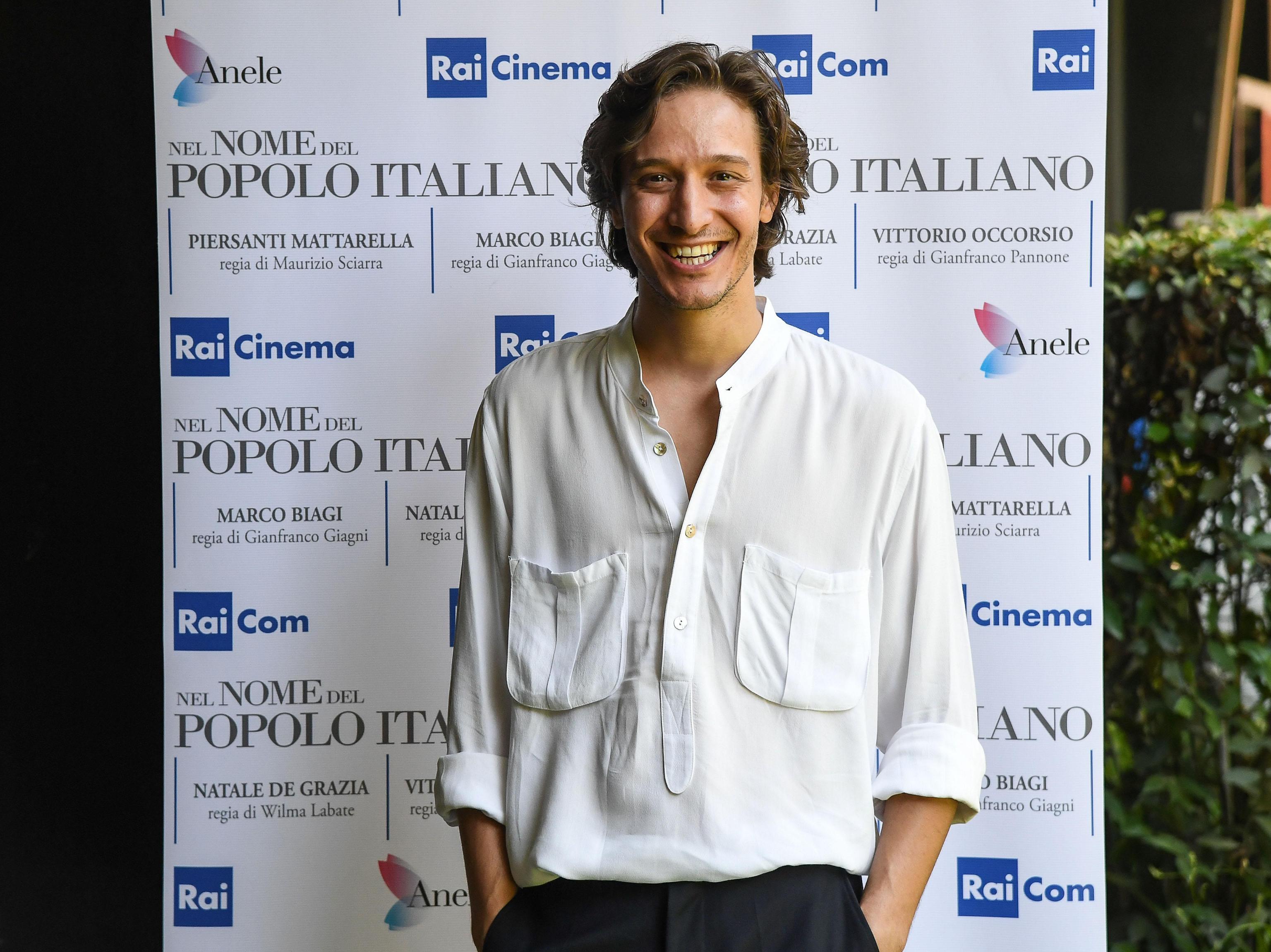 Piersanti Mattarella: film su Rai 1 per il ciclo 'Nel nome del popolo italiano'