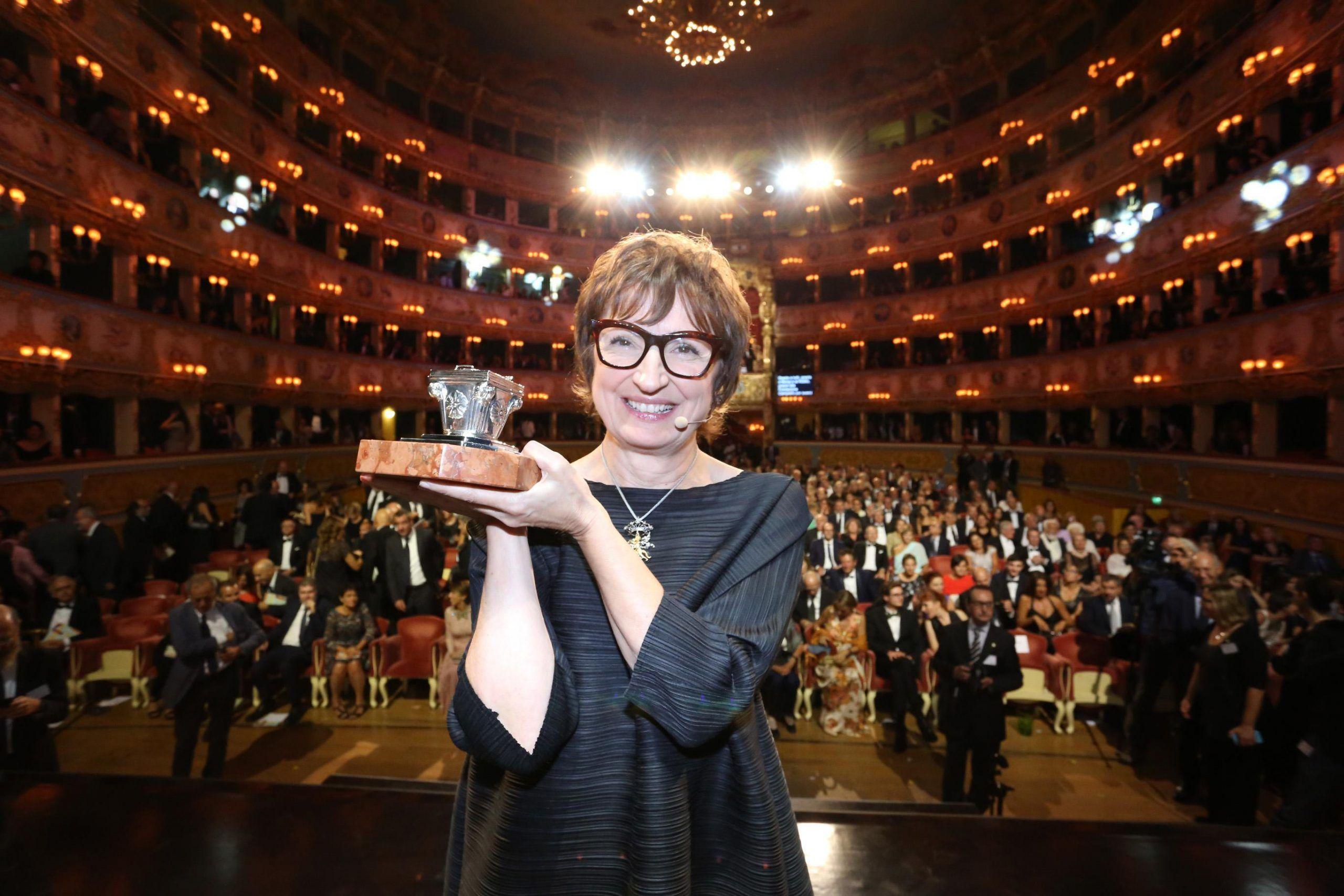 Donatella Di Pietrantonio vincitore campiello 2017
