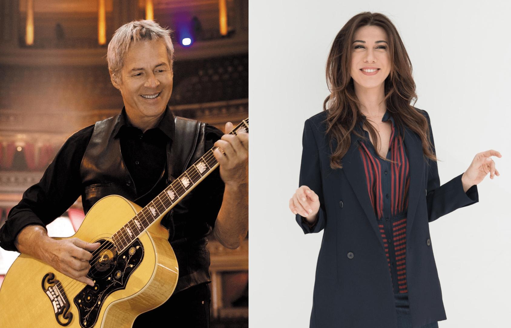 Festival di Sanremo 2018, conducono Claudio Baglioni e Virginia Raffaele?