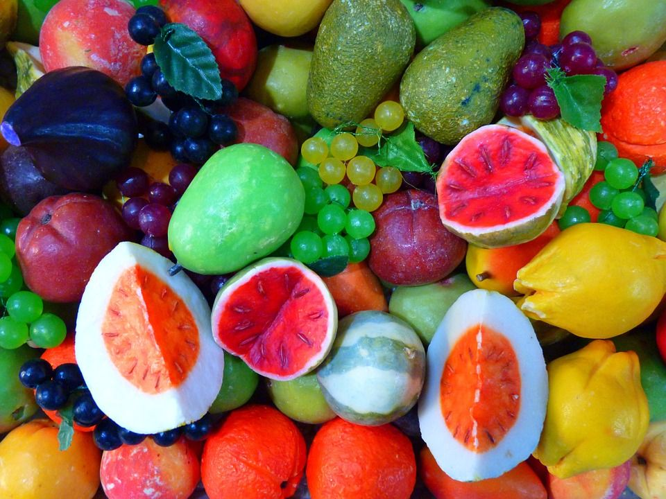 frutta e verdura ibrida