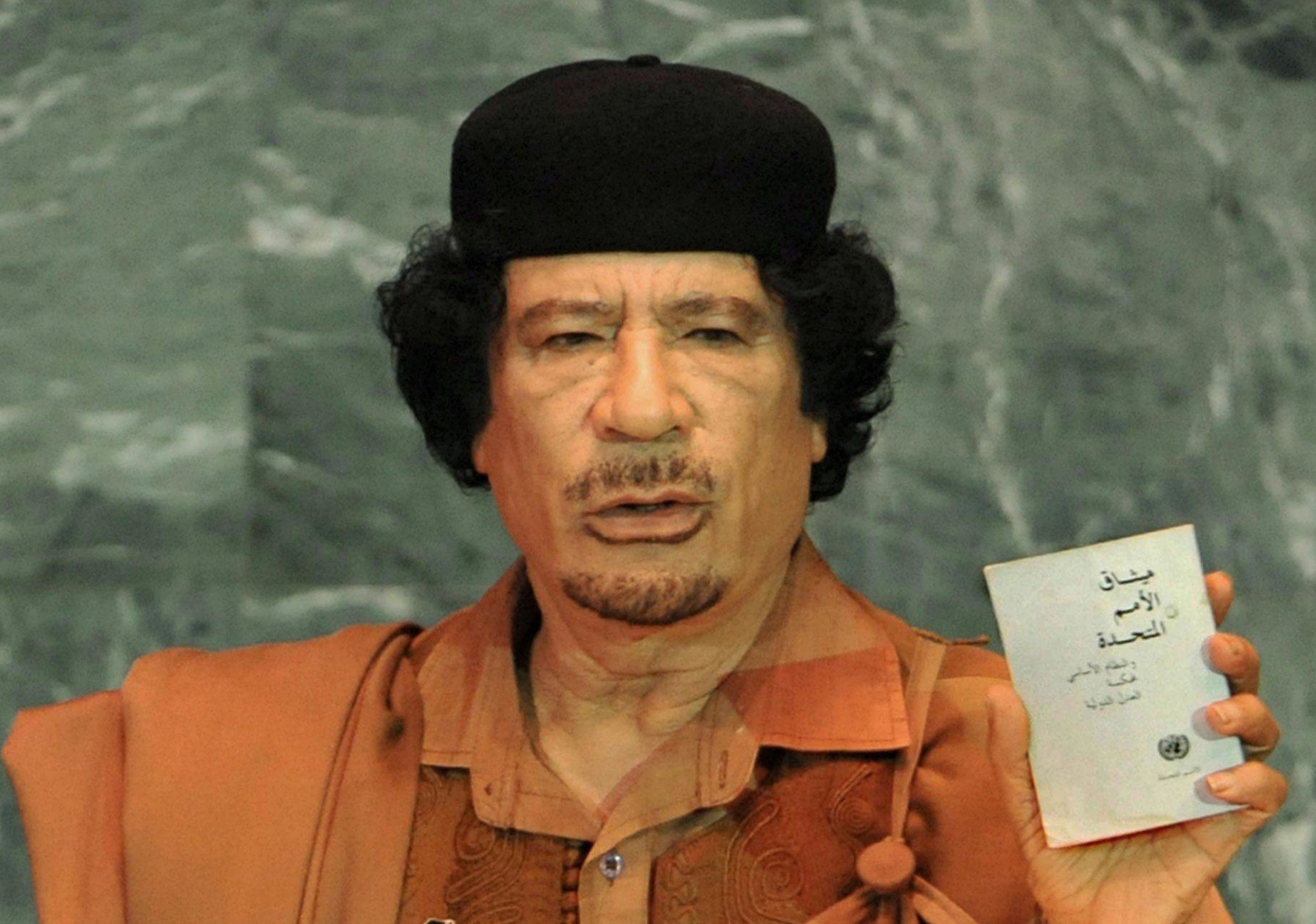 +++ FLASH +++ LIBIA: AL JAZIRA, GHEDDAFI UCCISO +++ FLASH +++