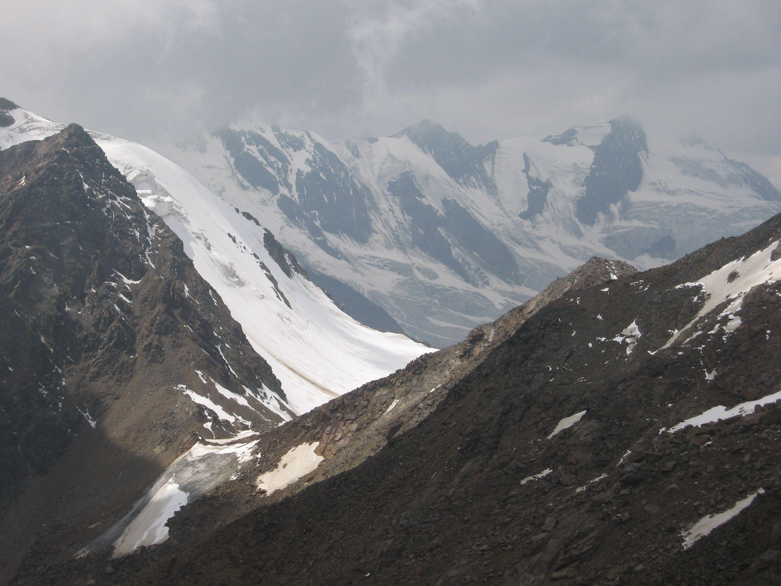 ghiacciai scomparsi