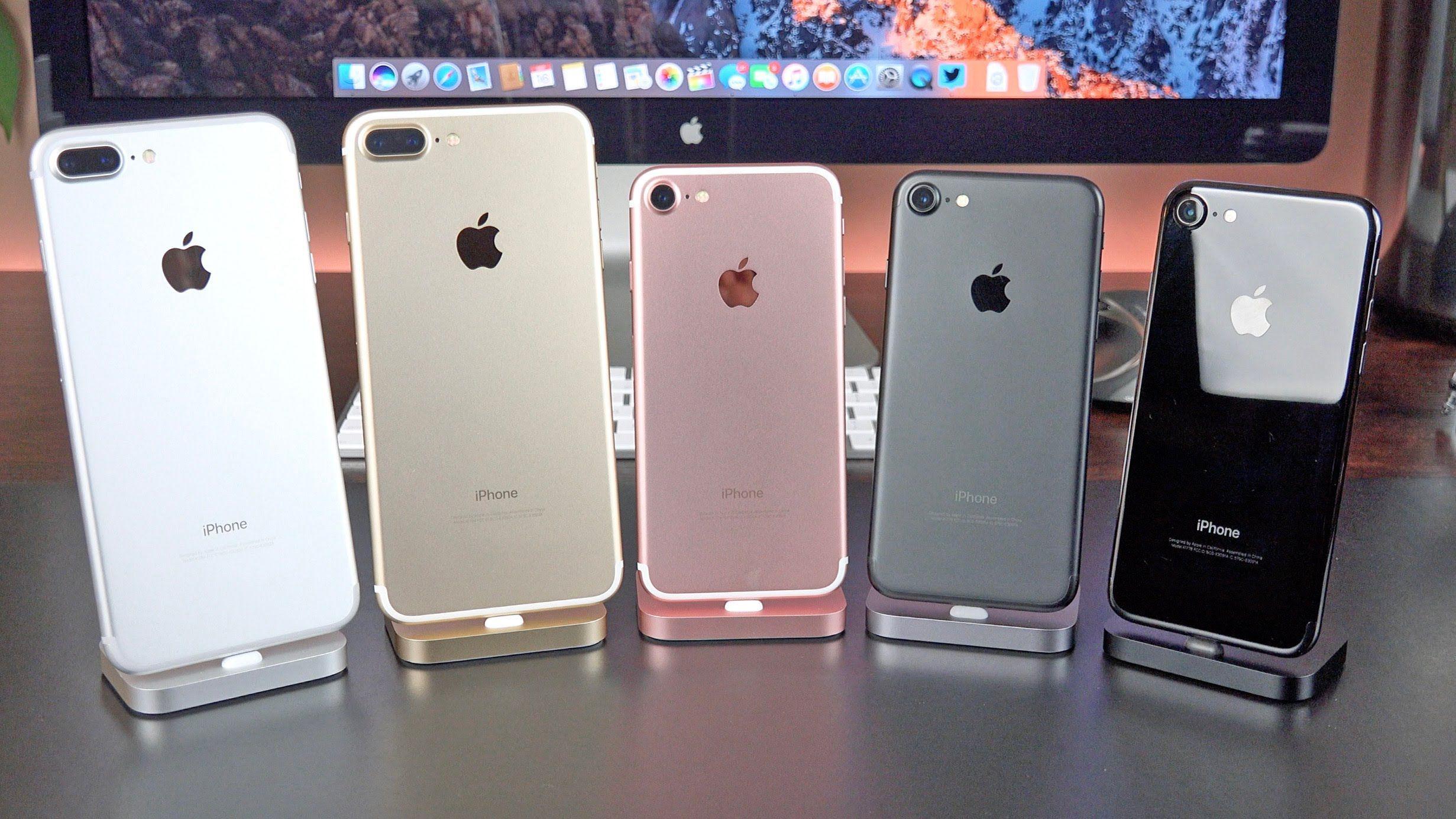 iPhone 7 e 7 Plus