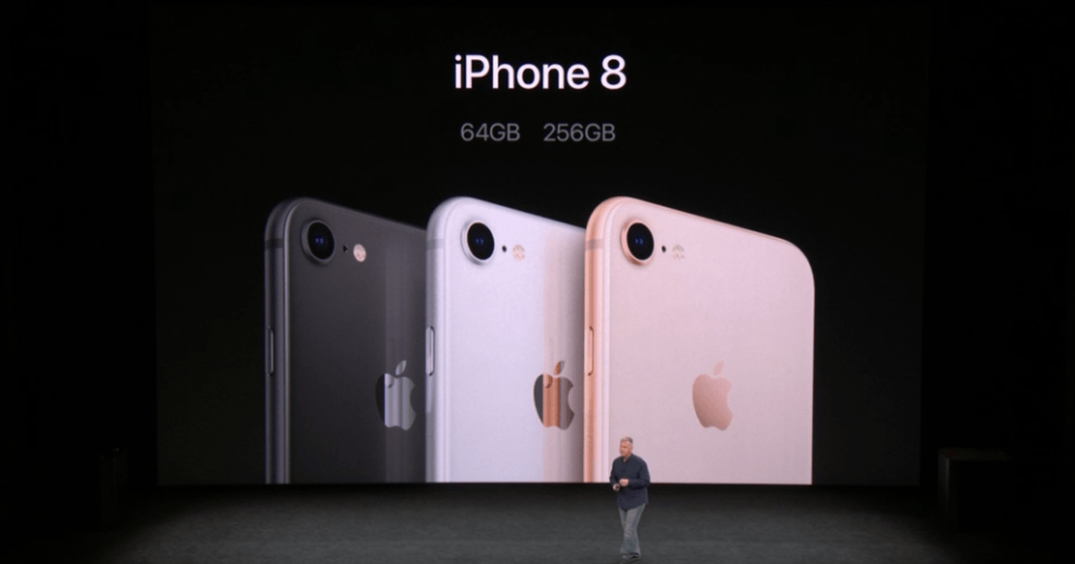 iPhone 8 interferenza