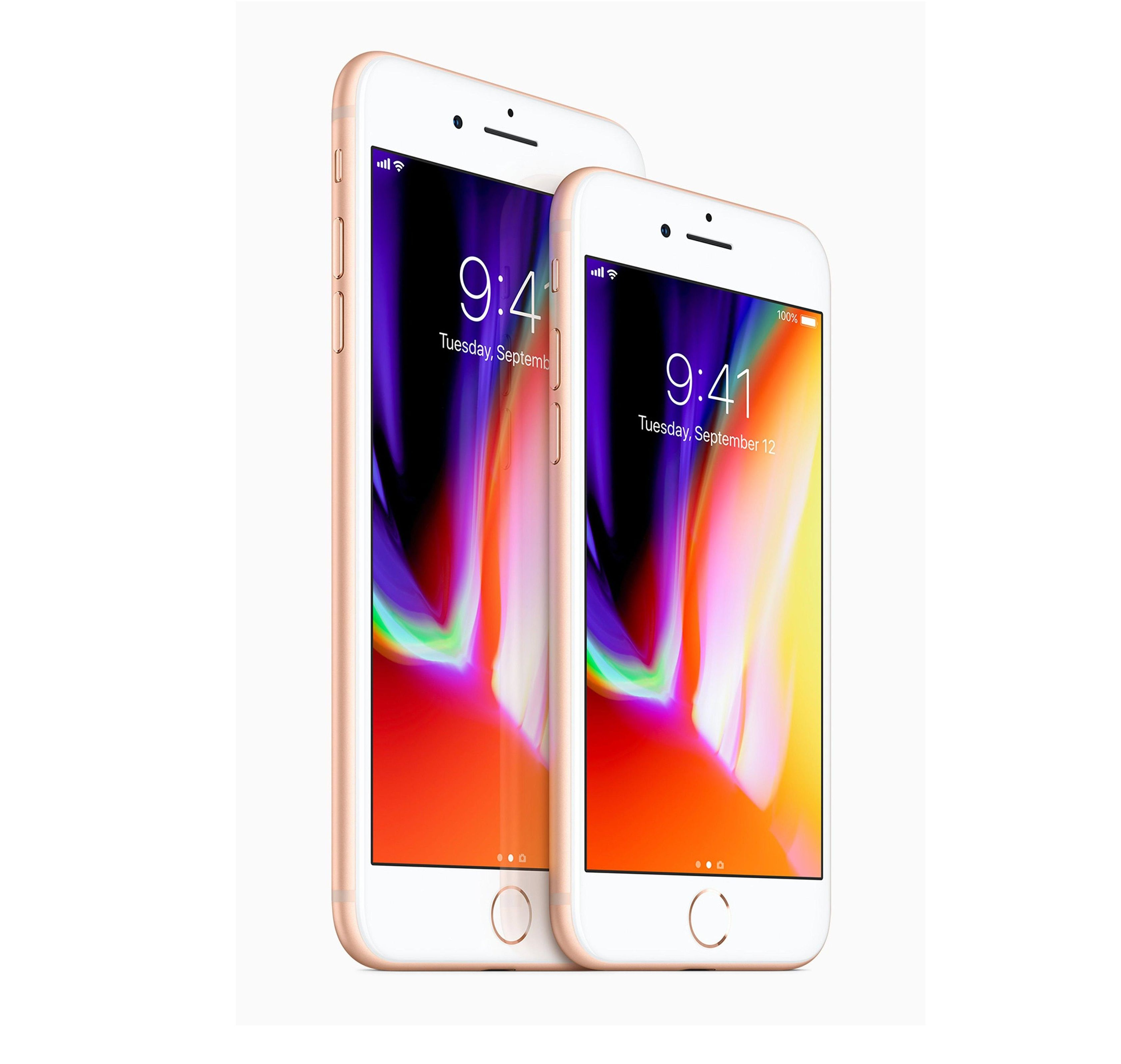 Apple launch iPhone 8 and iPhone 8 Plus
