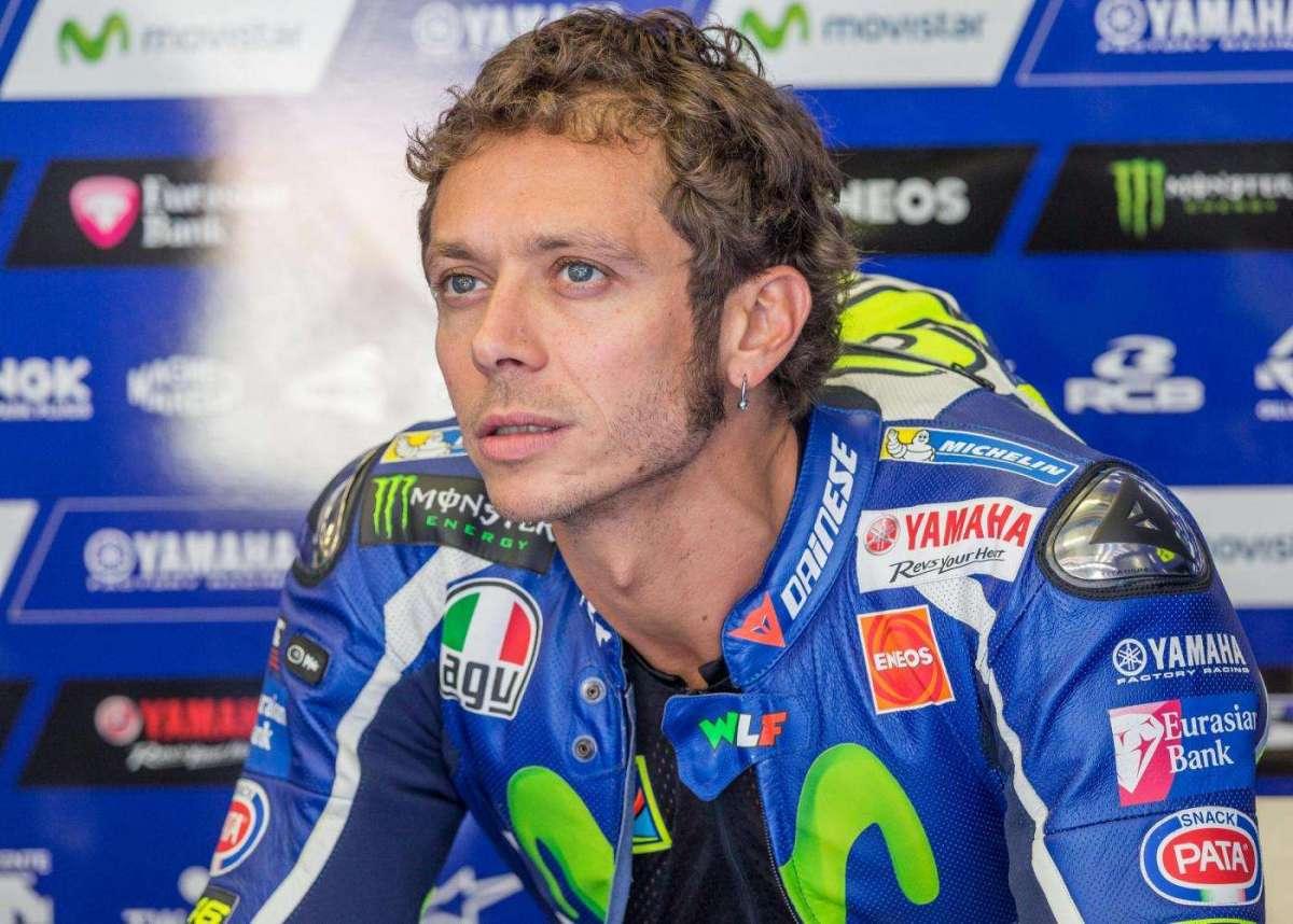 Valentino Rossi vuole correre domenica ad Aragon