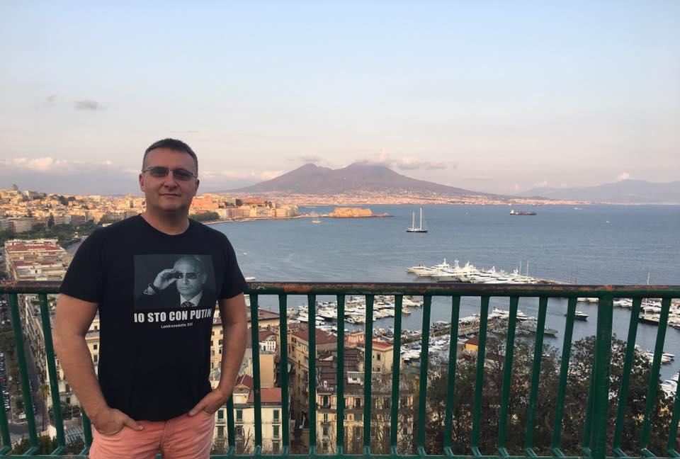 Blogger bergamasco esalta Napoli e la difende dai pregiudizi: insultato su Facebook