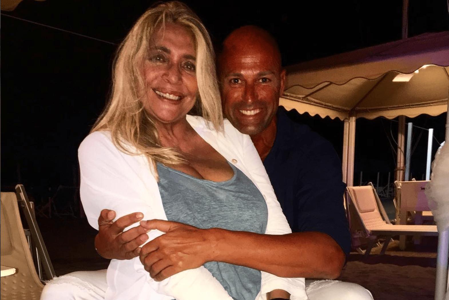 Stefano Bettarini e Mara Venier abbracciati a Milano: cosa penserà Simona Ventura?