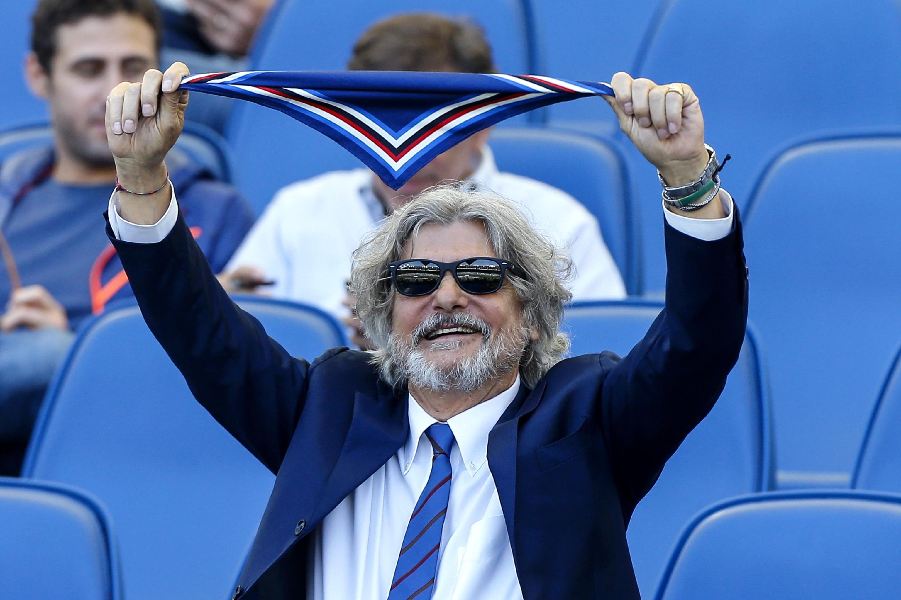 Massimo Ferrero a Ballando con le Stelle 2018 per beneficenza