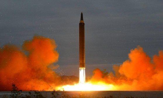 Corea del Nord: nuovo missile sorvola il Giappone