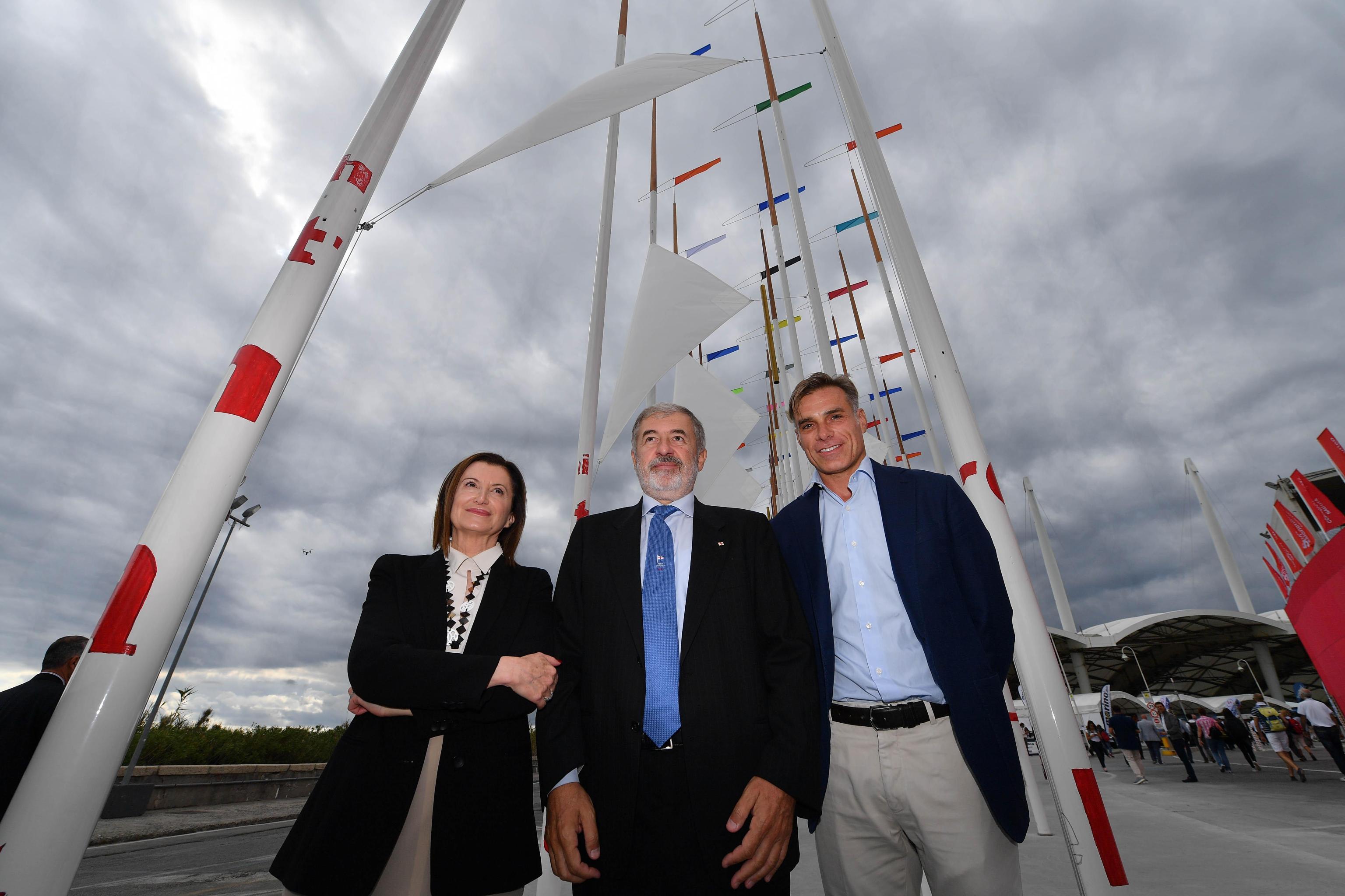 Nautica, anche in Italia cresce il fatturato: il bilancio di Carla Demaria