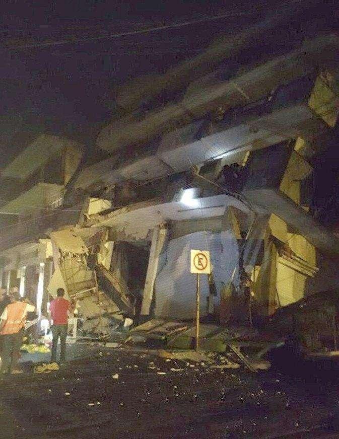 Terremoto in Messico: scossa di magnitudo 8.2, allarme tsunami rientrato