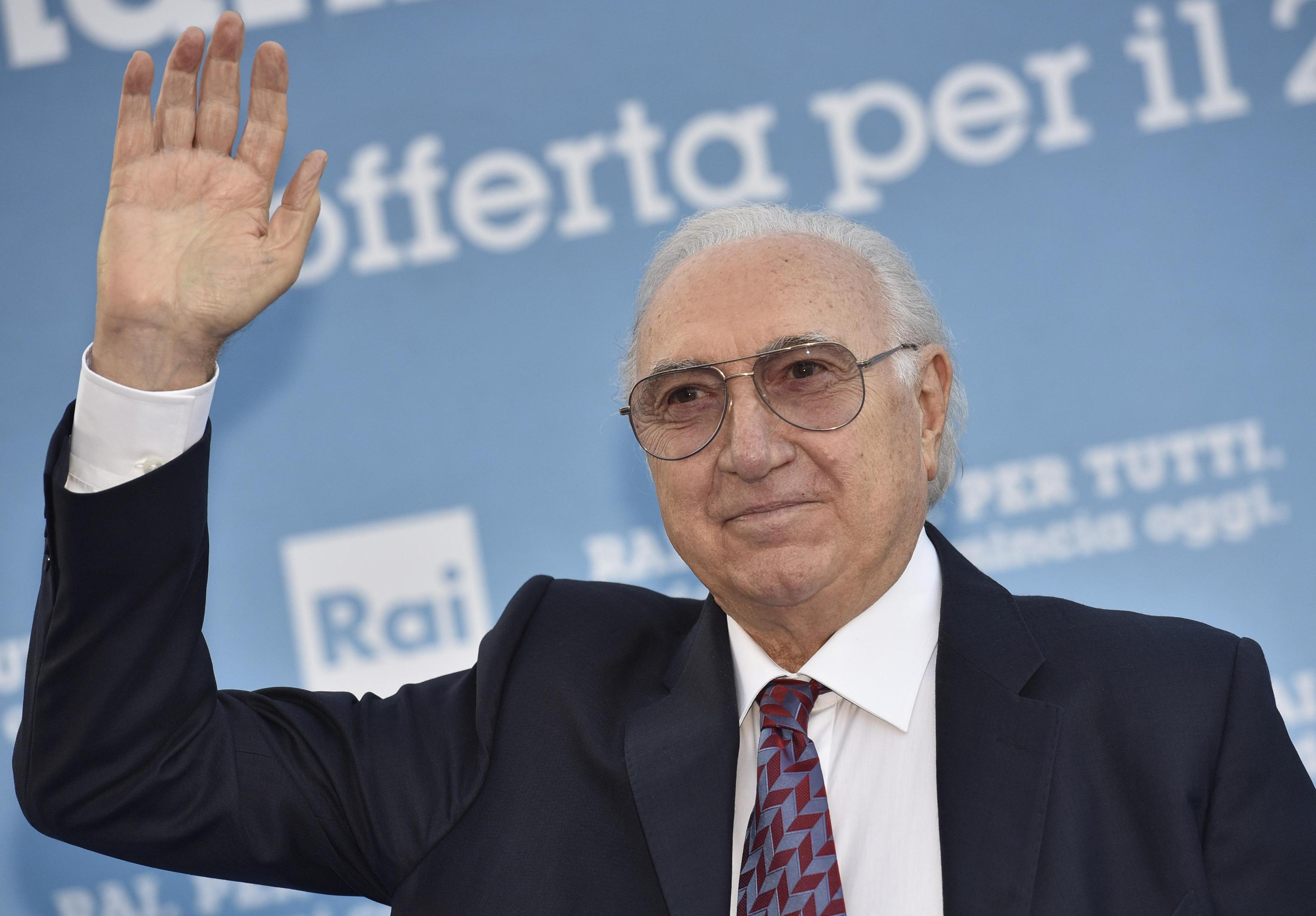 Pippo Baudo: 'Claudio Baglioni a Sanremo 2018 è la scelta giusta'
