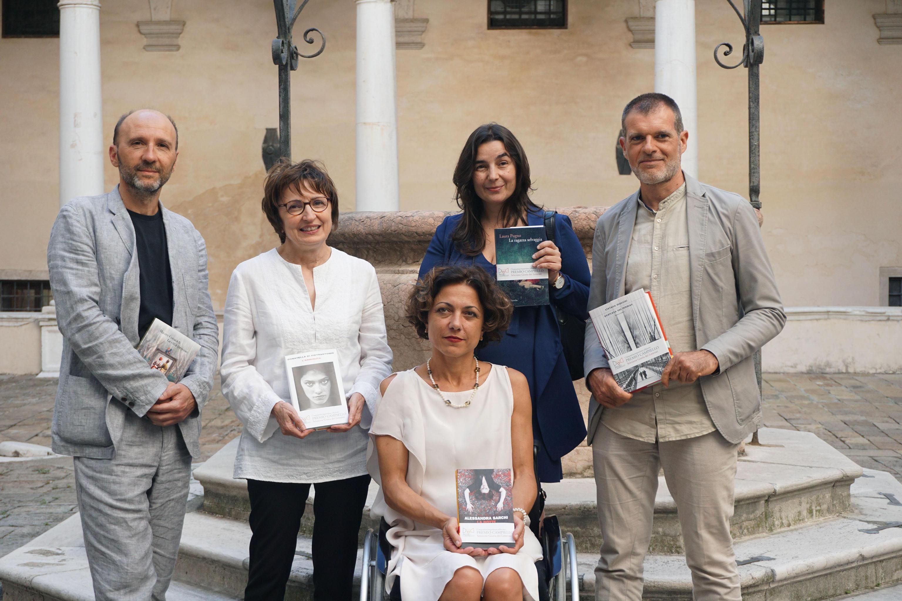 Premio Campiello 2017, vince Donatella Di Pietrantonio