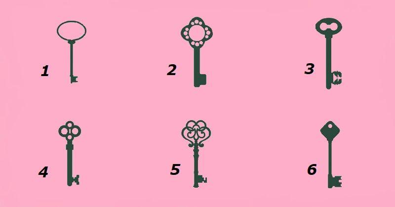 scegli una chiave