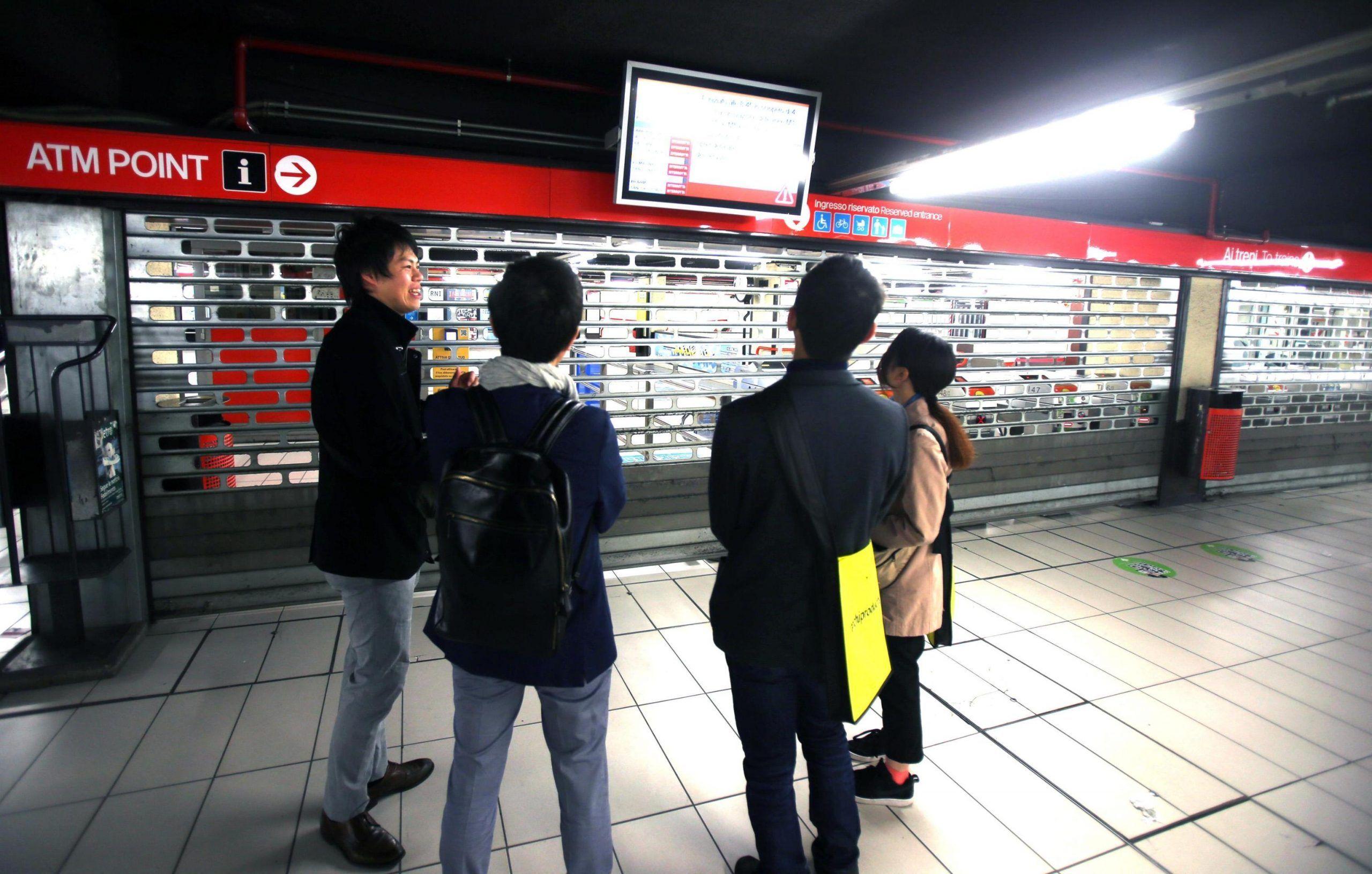 Sciopero ATM Milano 6 ottobre 2017: la situazione di metro e mezzi di superficie