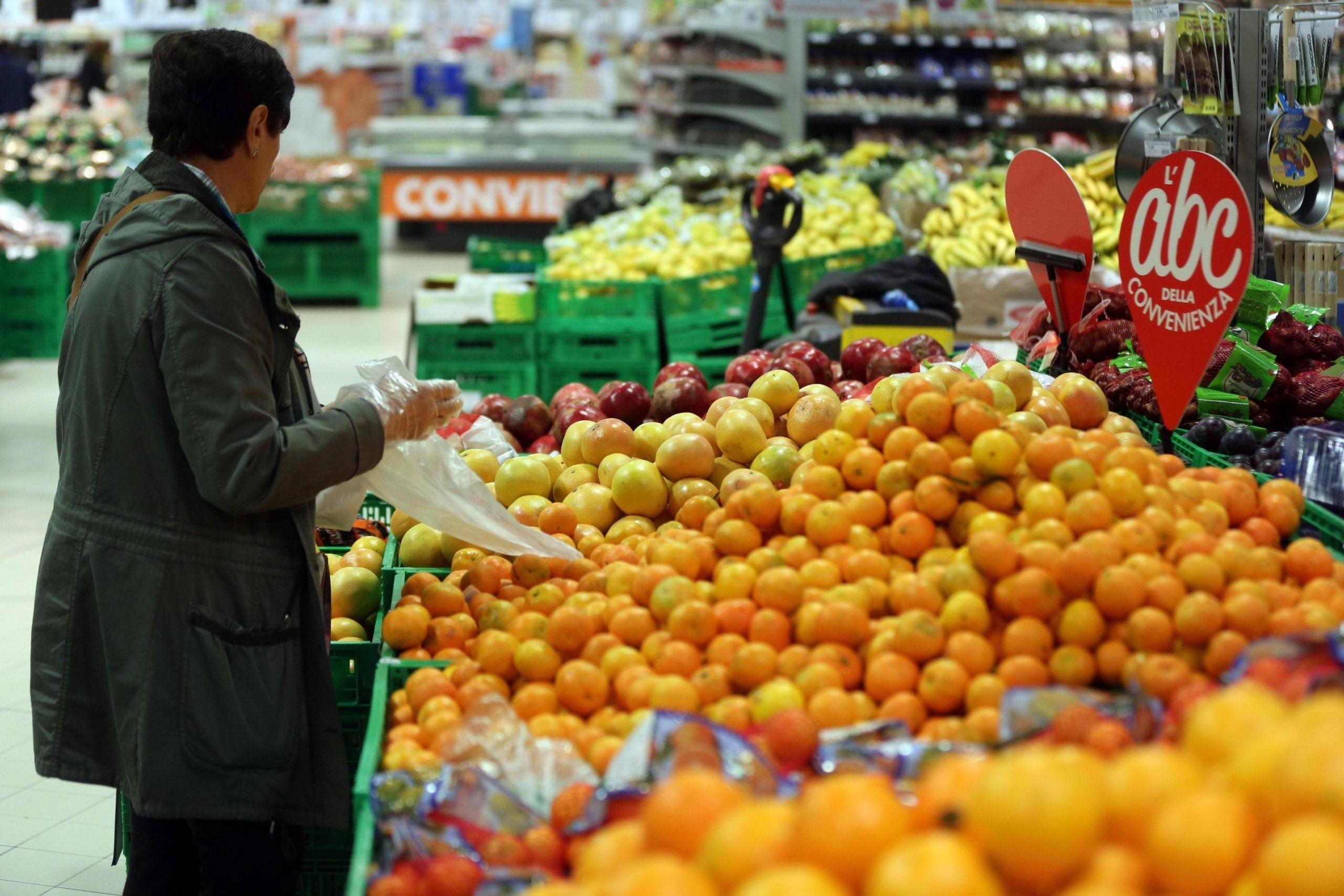Sacchetto frutta e verdura a pagamento