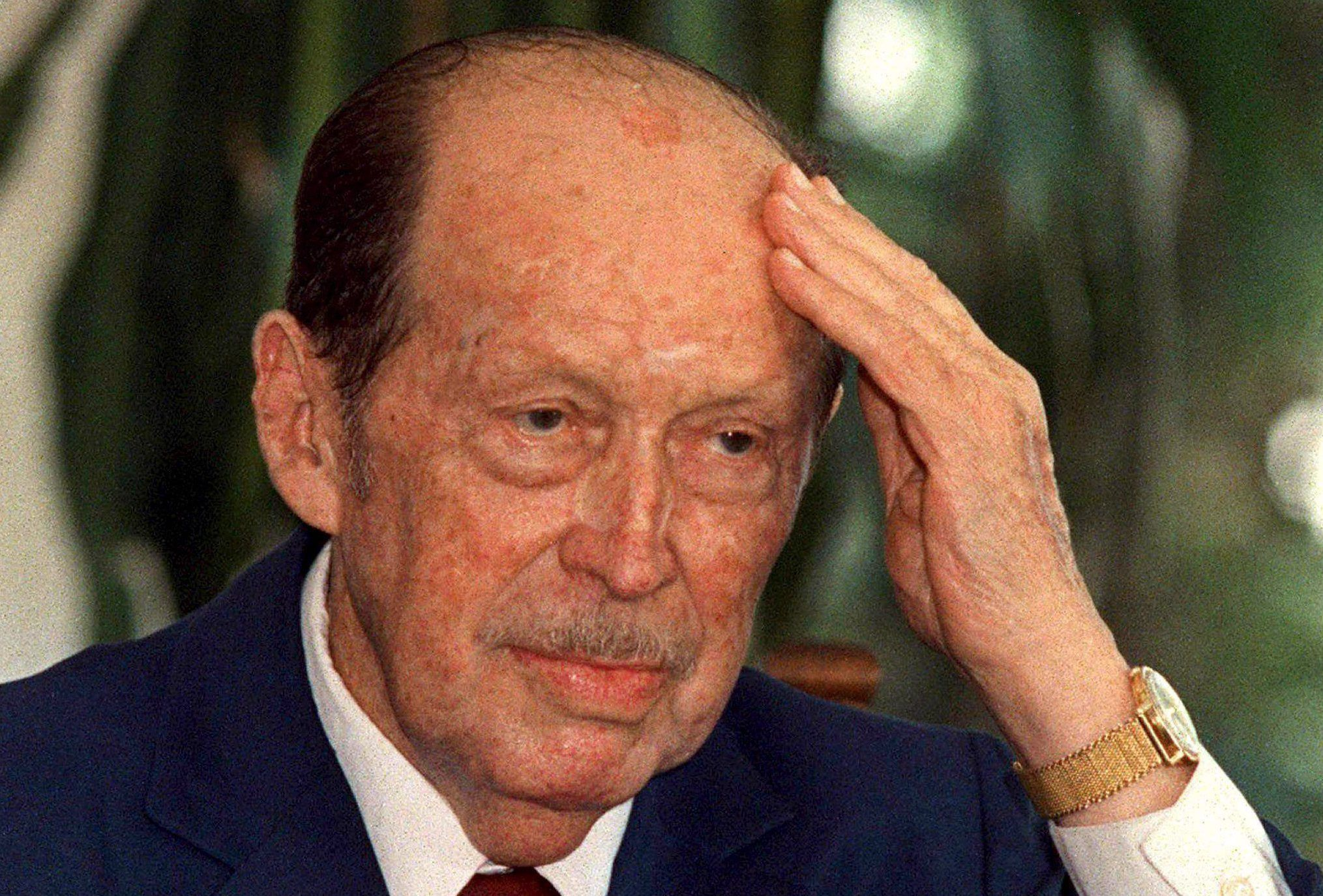 FILES PARAGUAY STROESSNER OBIT