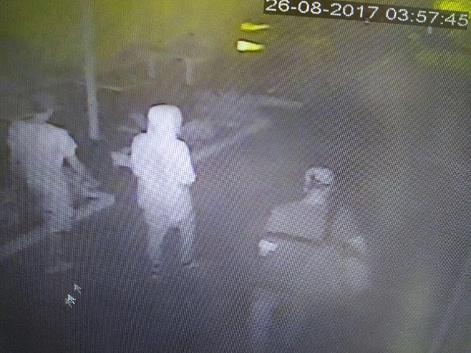 Stupri Rimini:il branco ripreso da una telecamera di sorveglianza