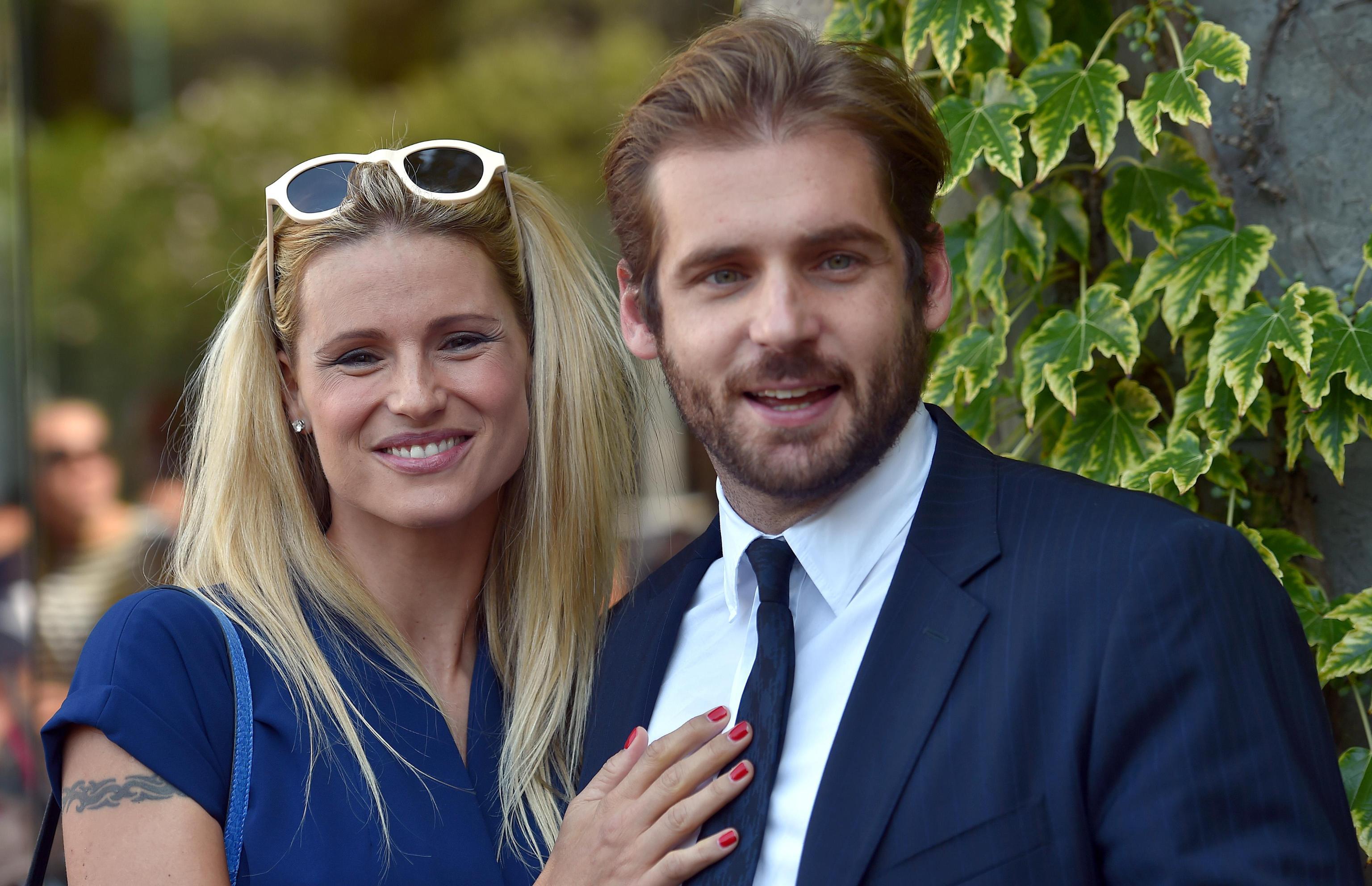 Michelle Hunziker: 'Io e Tomaso Trussardi? Per la sua famiglia fu uno shock'