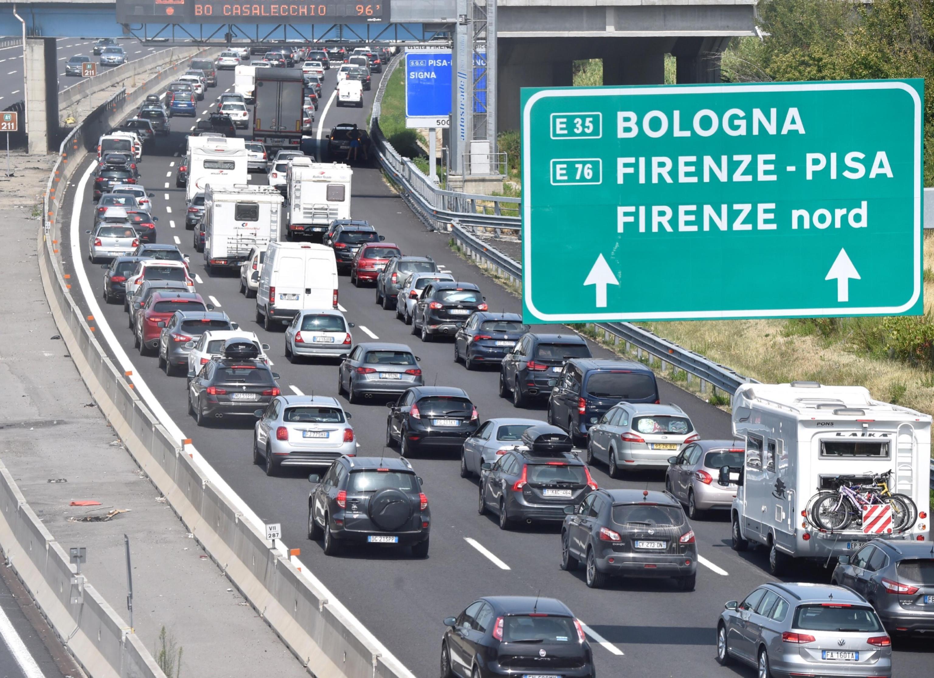 Previsioni traffico di sabato 2 e domenica 3 settembre sulle autostrade italiane