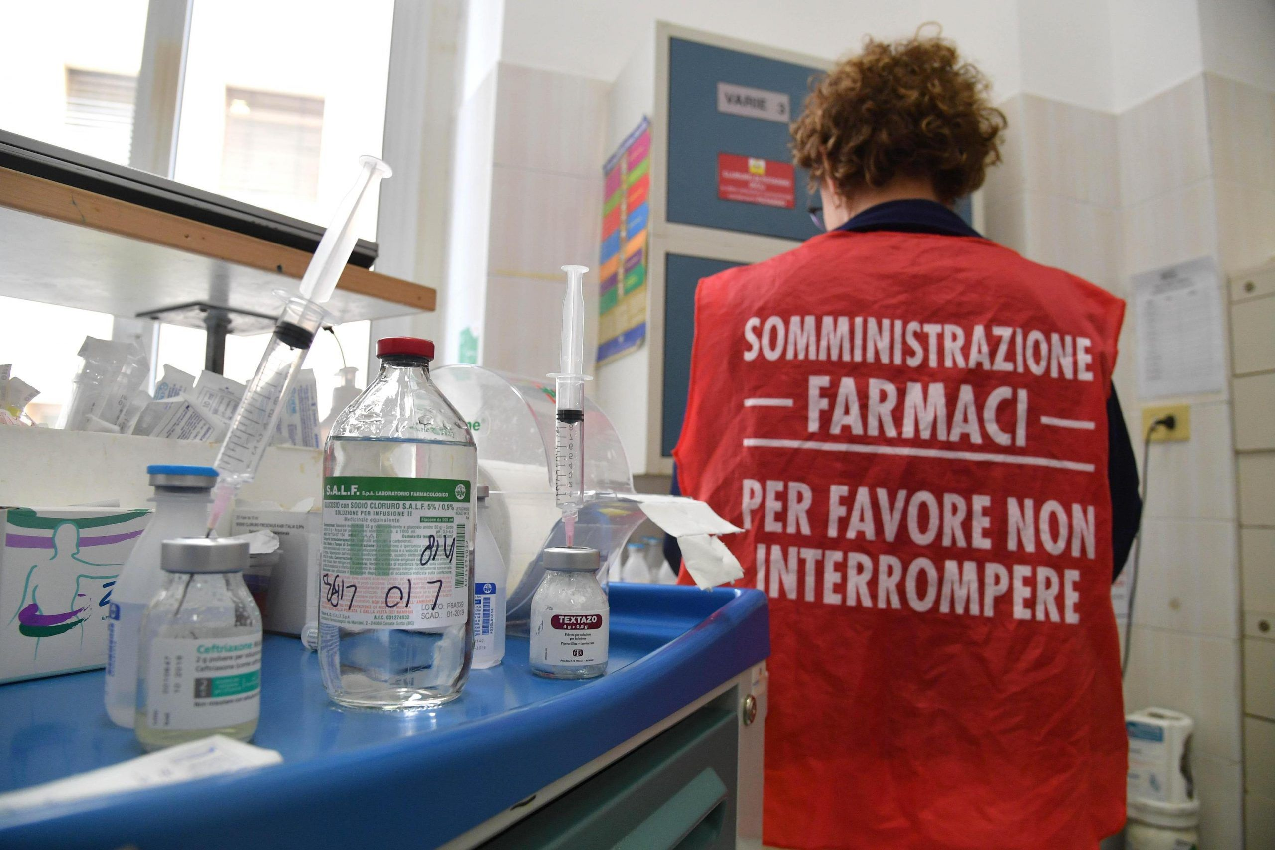 Vaccini Meningite Morto Monza