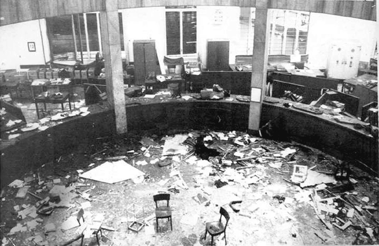 1969 - la strage di Piazza Fontana a Milano