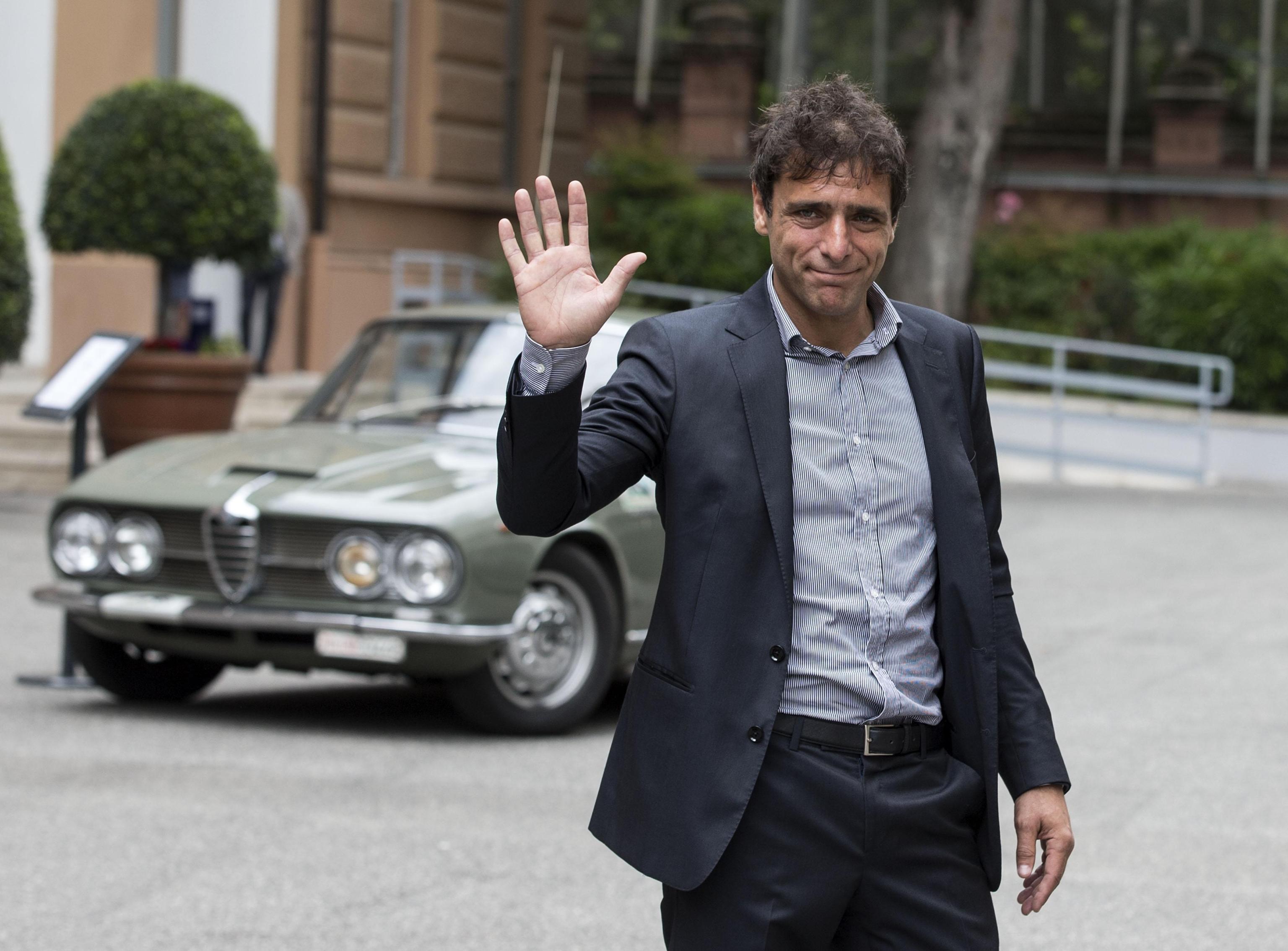 Adriano Giannini e Gaia Trussardi stanno insieme: la coppia esce allo scoperto