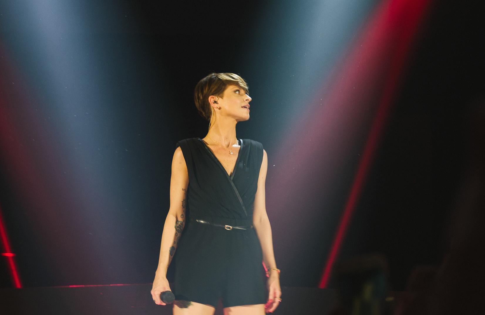 Alessandra Amoroso: 'Dimagrita con la zumba, non ho seguito diete fai da te'