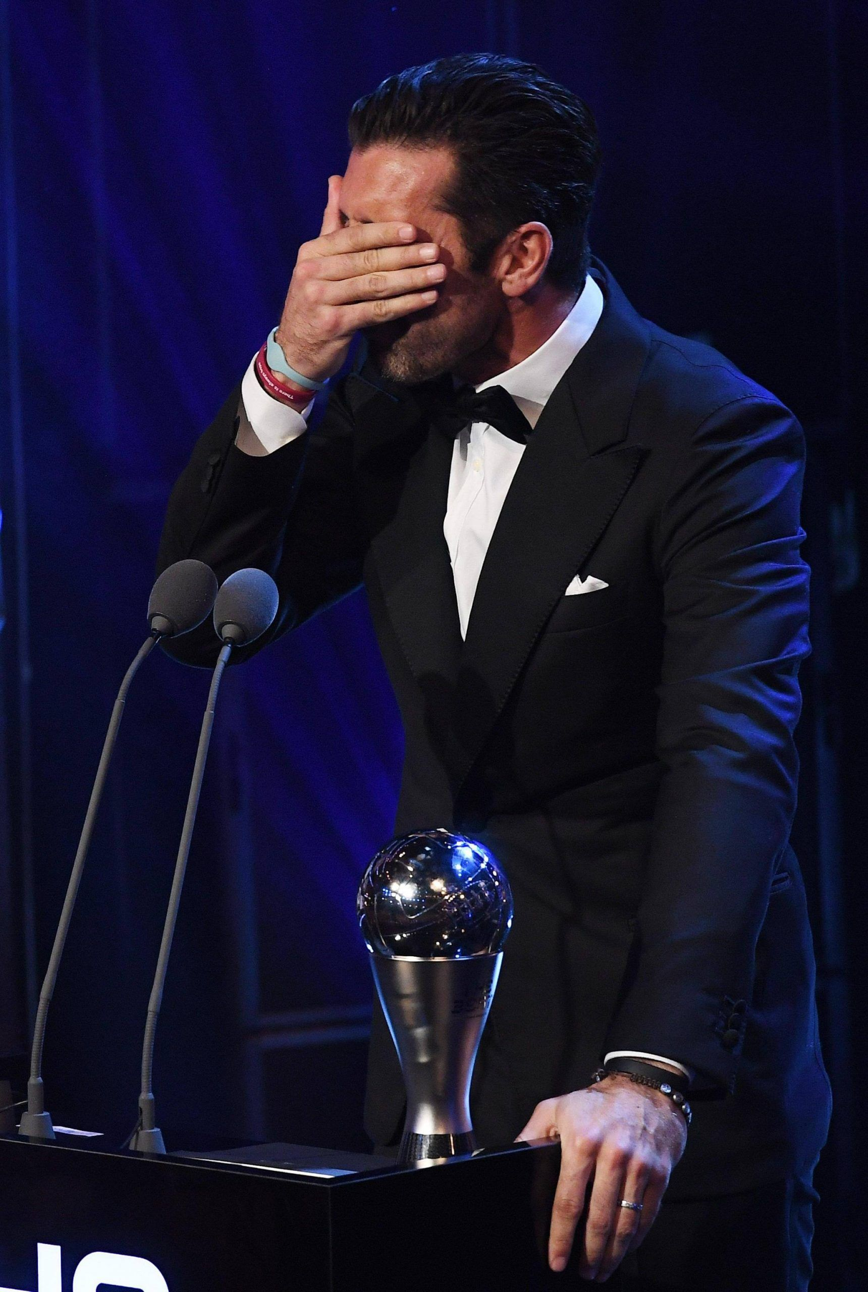 The Best FIFA Football Awards 2017 - Buffon