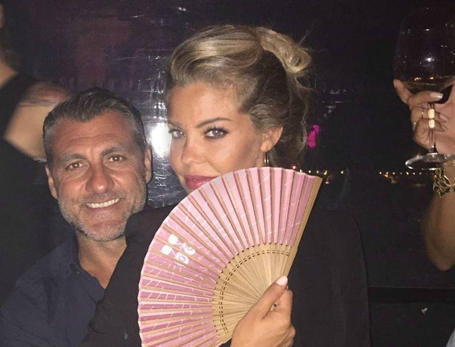 Christian Vieri e Costanza Caracciolo stanno insieme: prima foto di coppia su Instagram