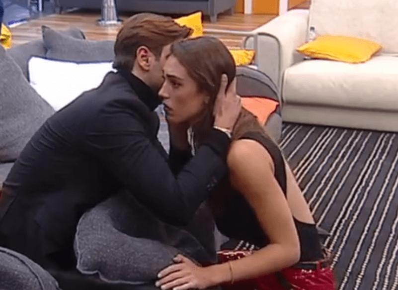GF VIP 2, Cecilia Rodriguez e Francesco Monte si sono lasciati in diretta tv