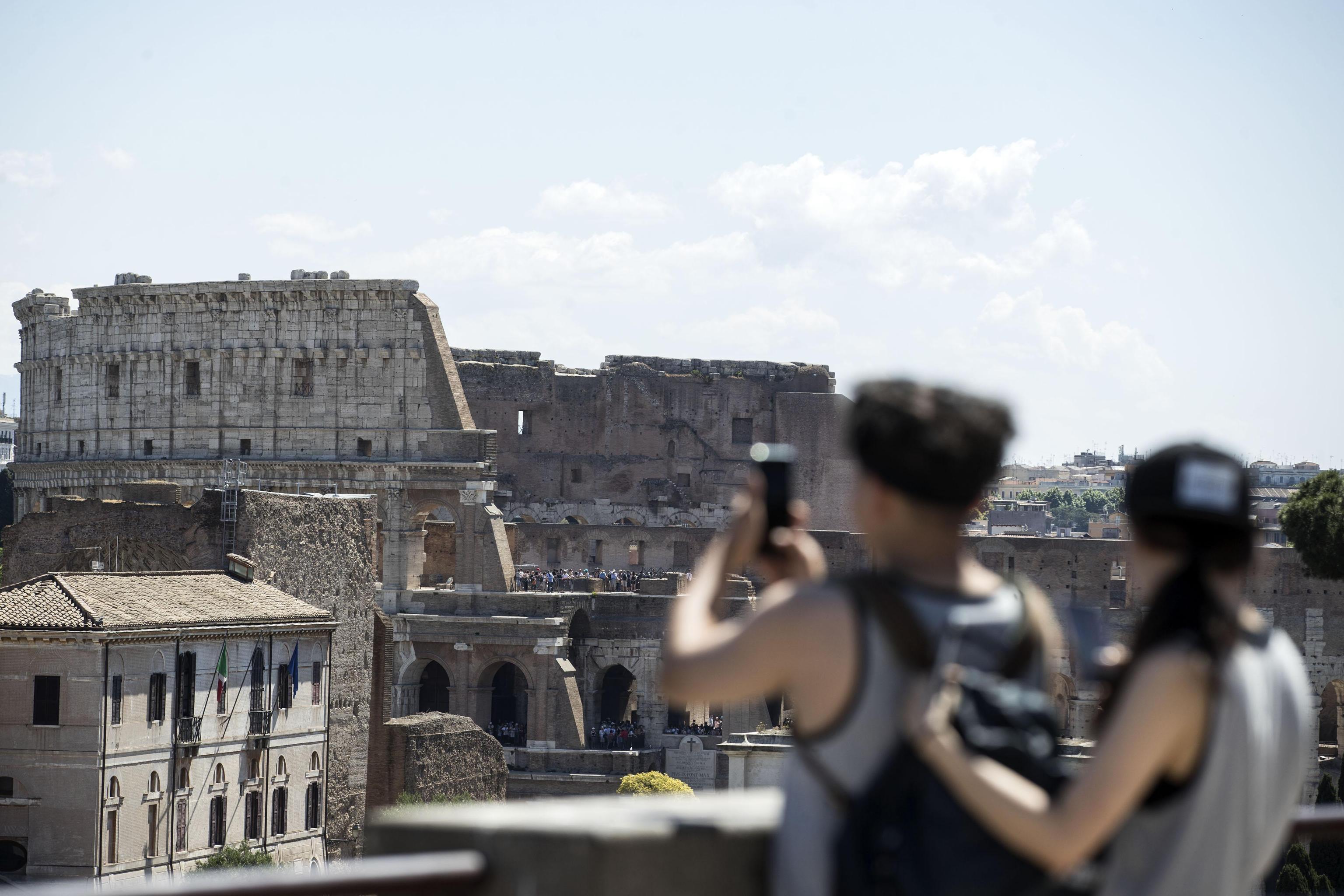 Roma: il museo archeologico del Colosseo